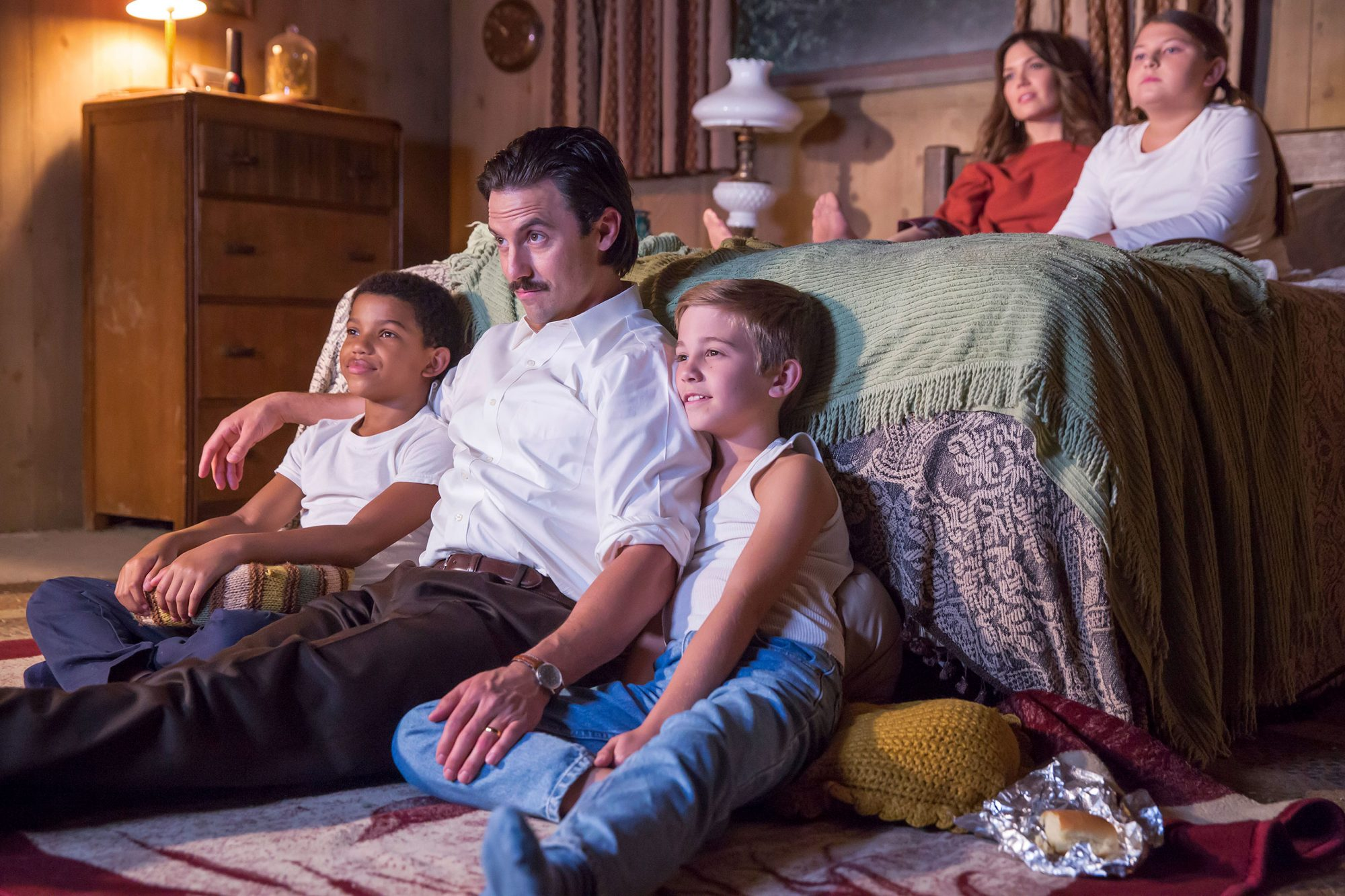 This Is Us season 1, episode 8: 'Pilgrim Rick'