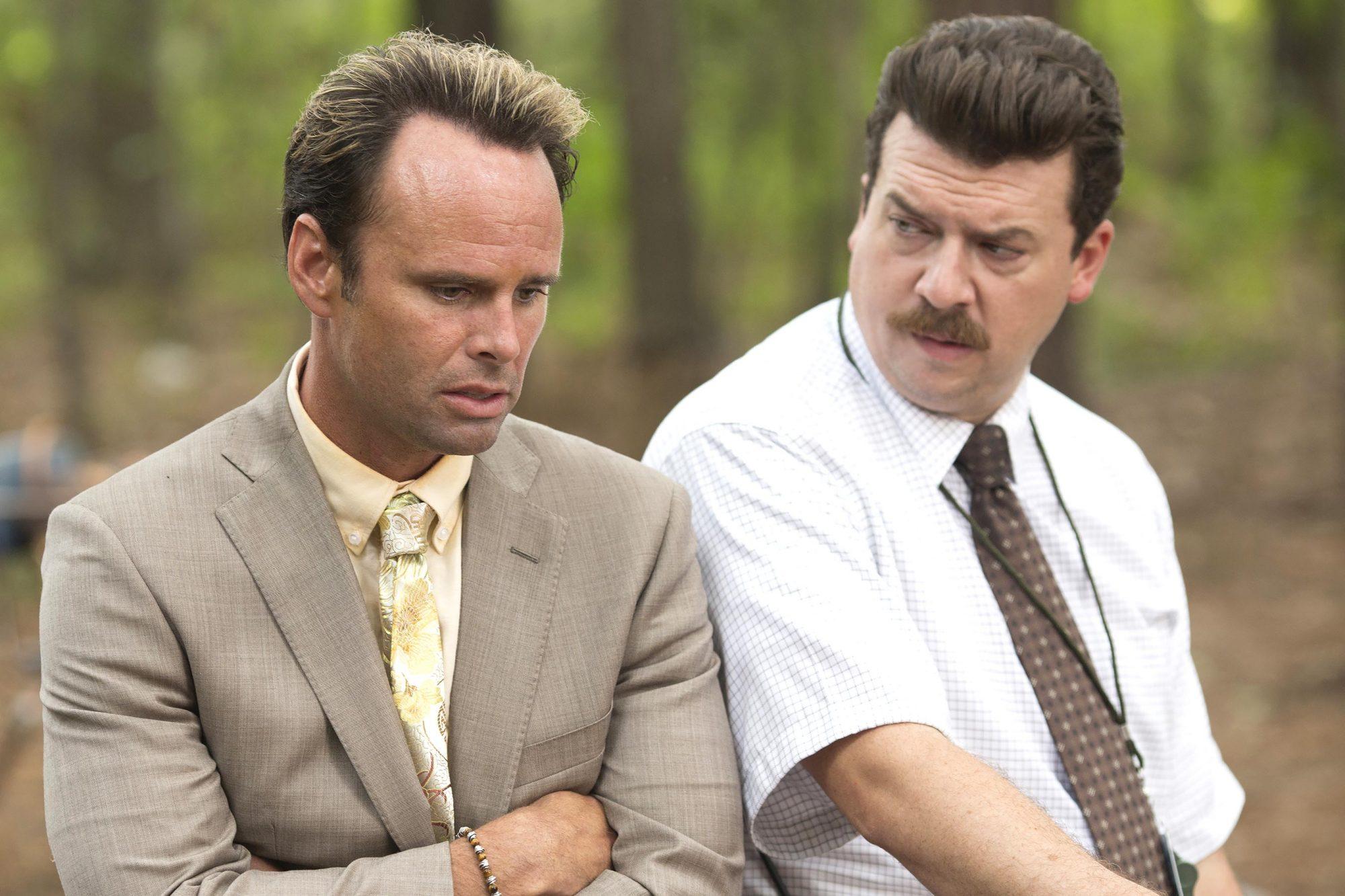 Vice Principals Walton Goggins (L) and Danny McBride CR: Fred Norris/HBO