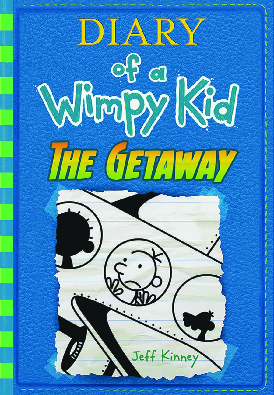 Diary Of A Wimpy Kid The Getaway Excerpt