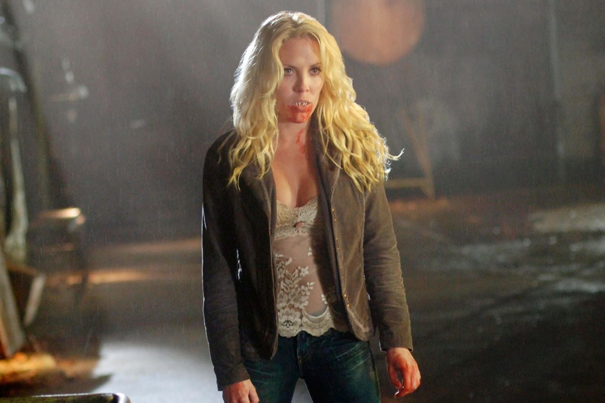 10. Mercedes McNab as Lucy