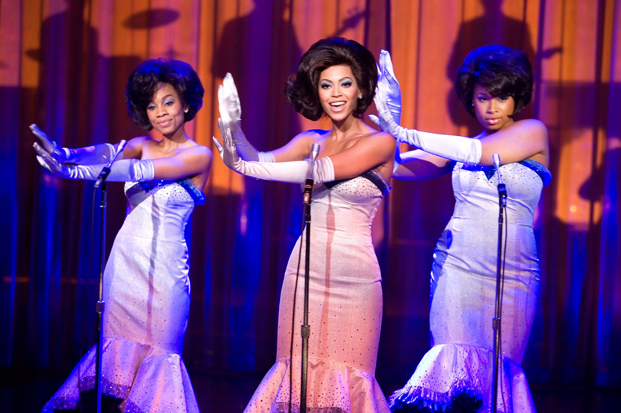 Dreamgirls: Director's Extended Edition Blu-ray