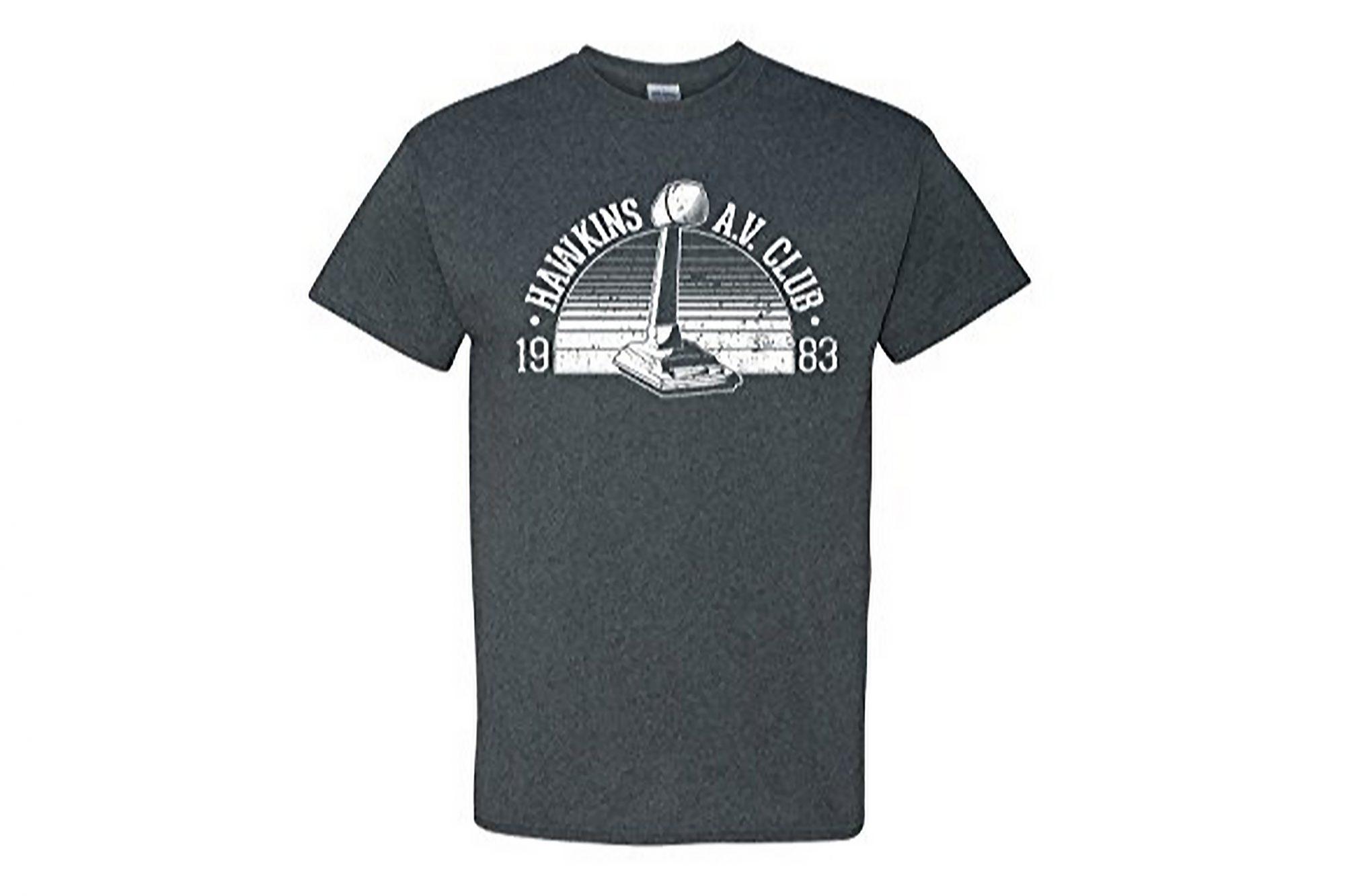 Hawkins AV Club T-Shirt