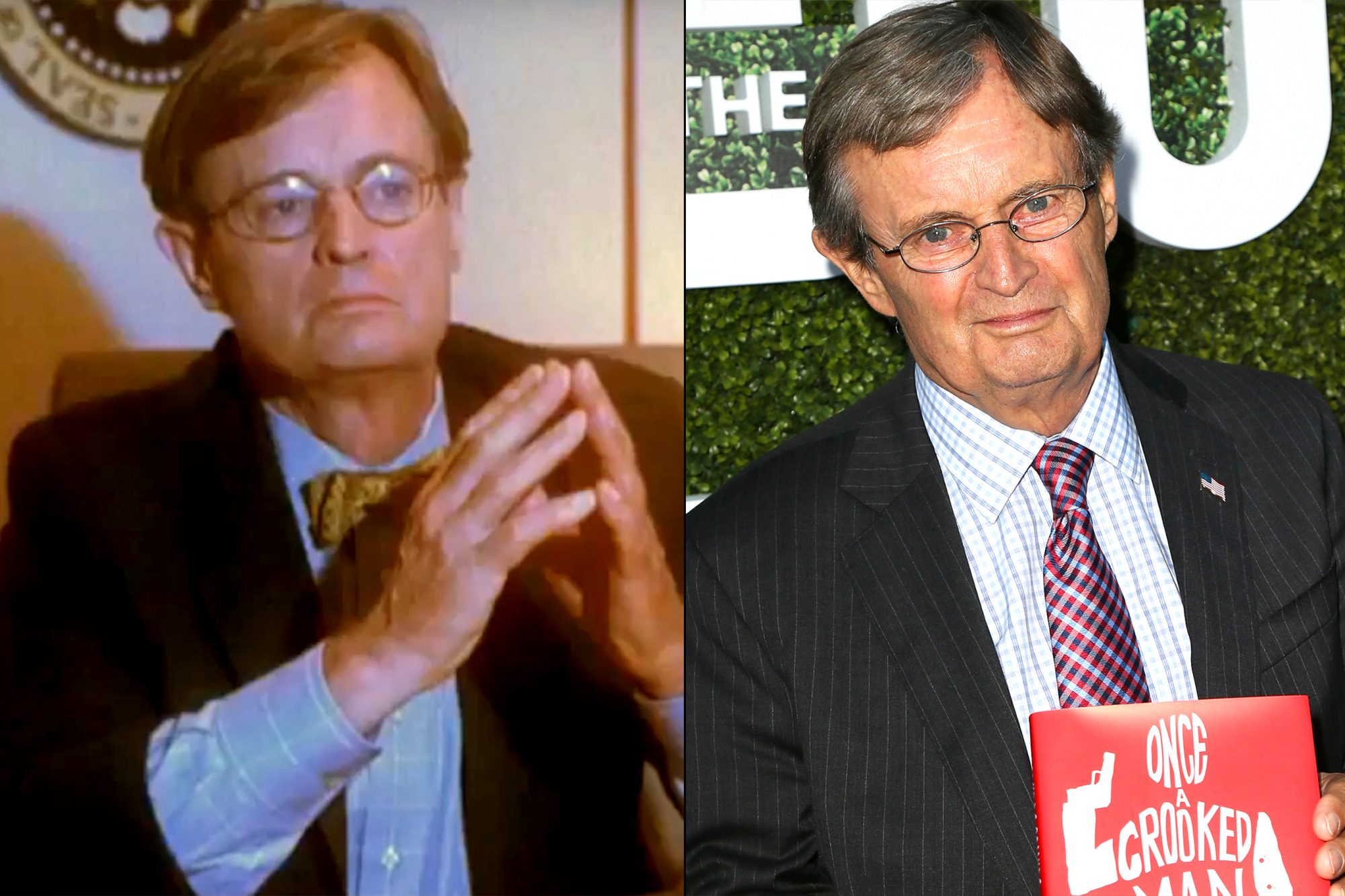 David McCallum (Dr. Donald Mallard)