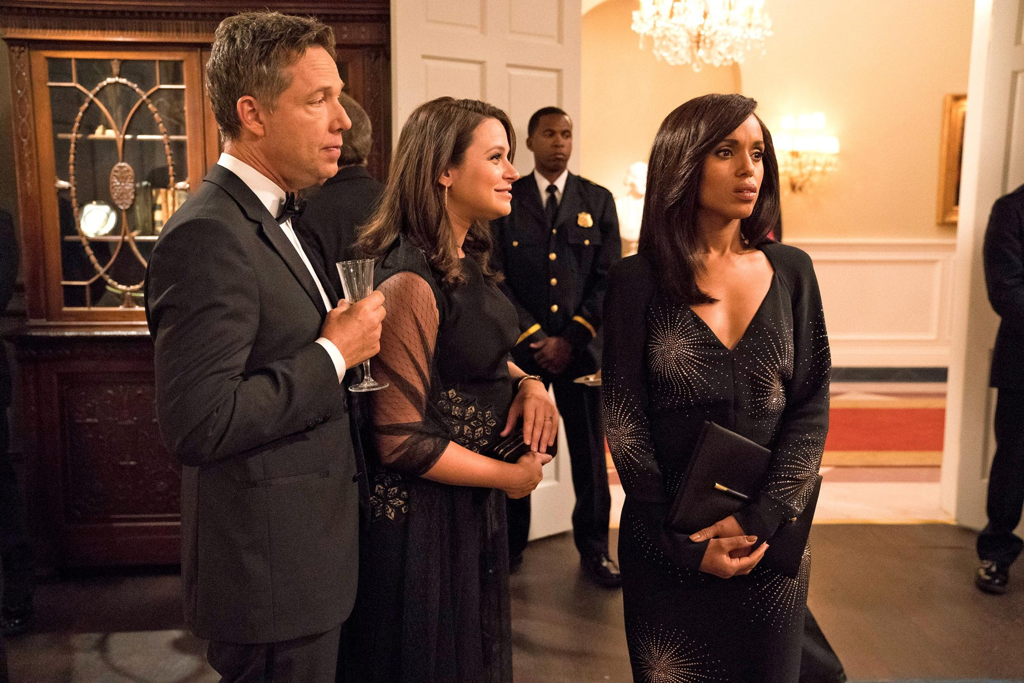 GEORGE NEWBERN, KATIE LOWES, KERRY WASHINGTON
