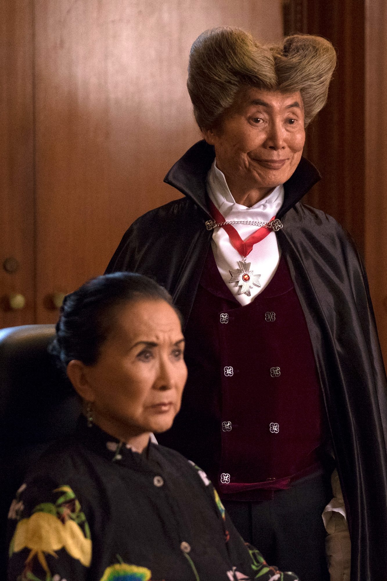 LUCILLE SOONG, GEORGE TAKEI