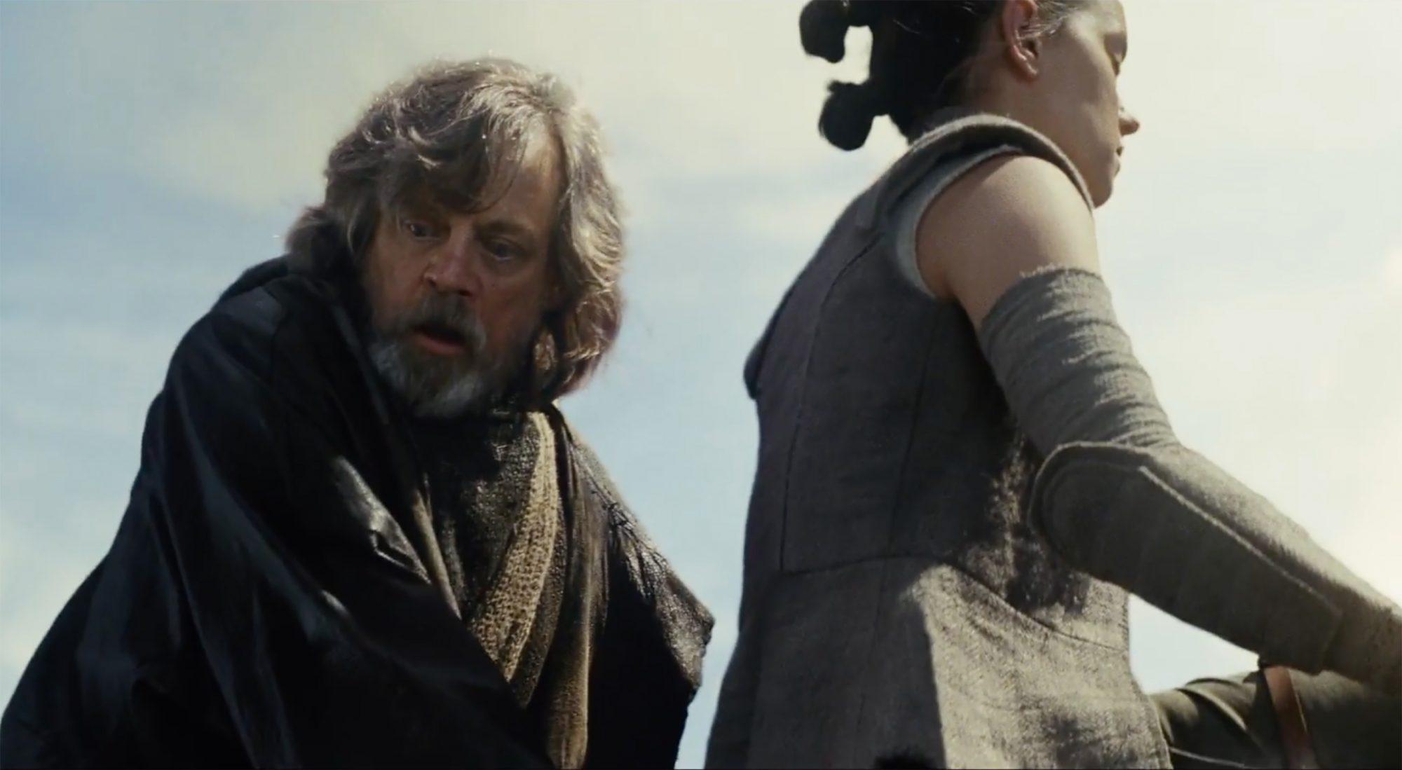 A Wary Luke