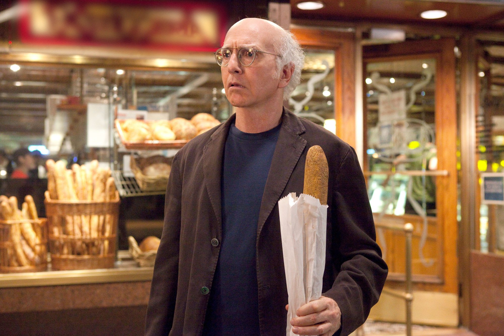 CURB YOUR ENTHUSIASMLarry David