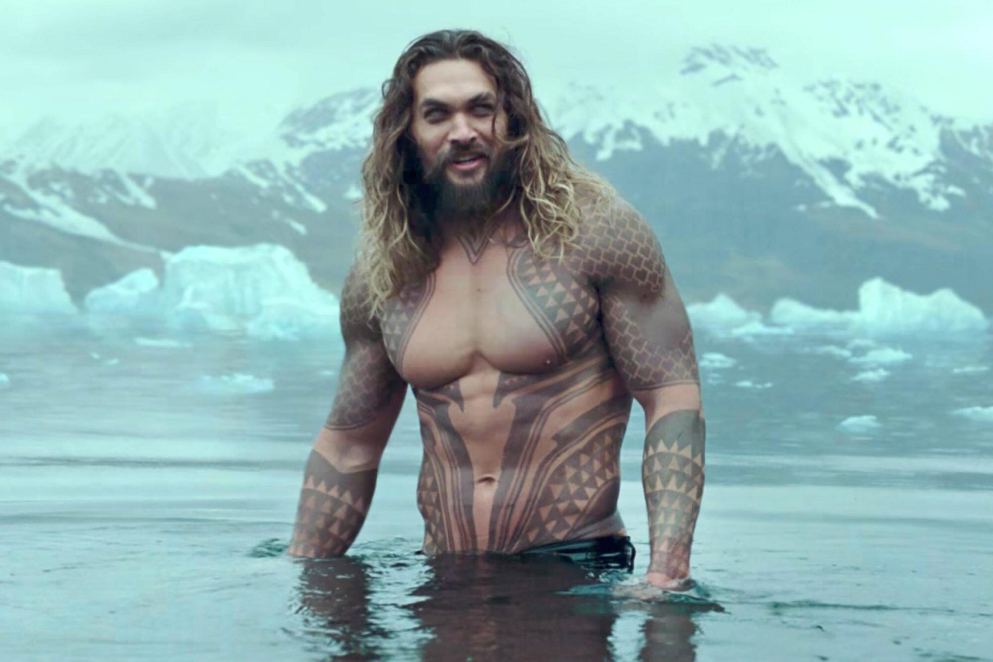 Aquaman: Jason Momoa, Amber Heard celebrate end of filming | EW.com