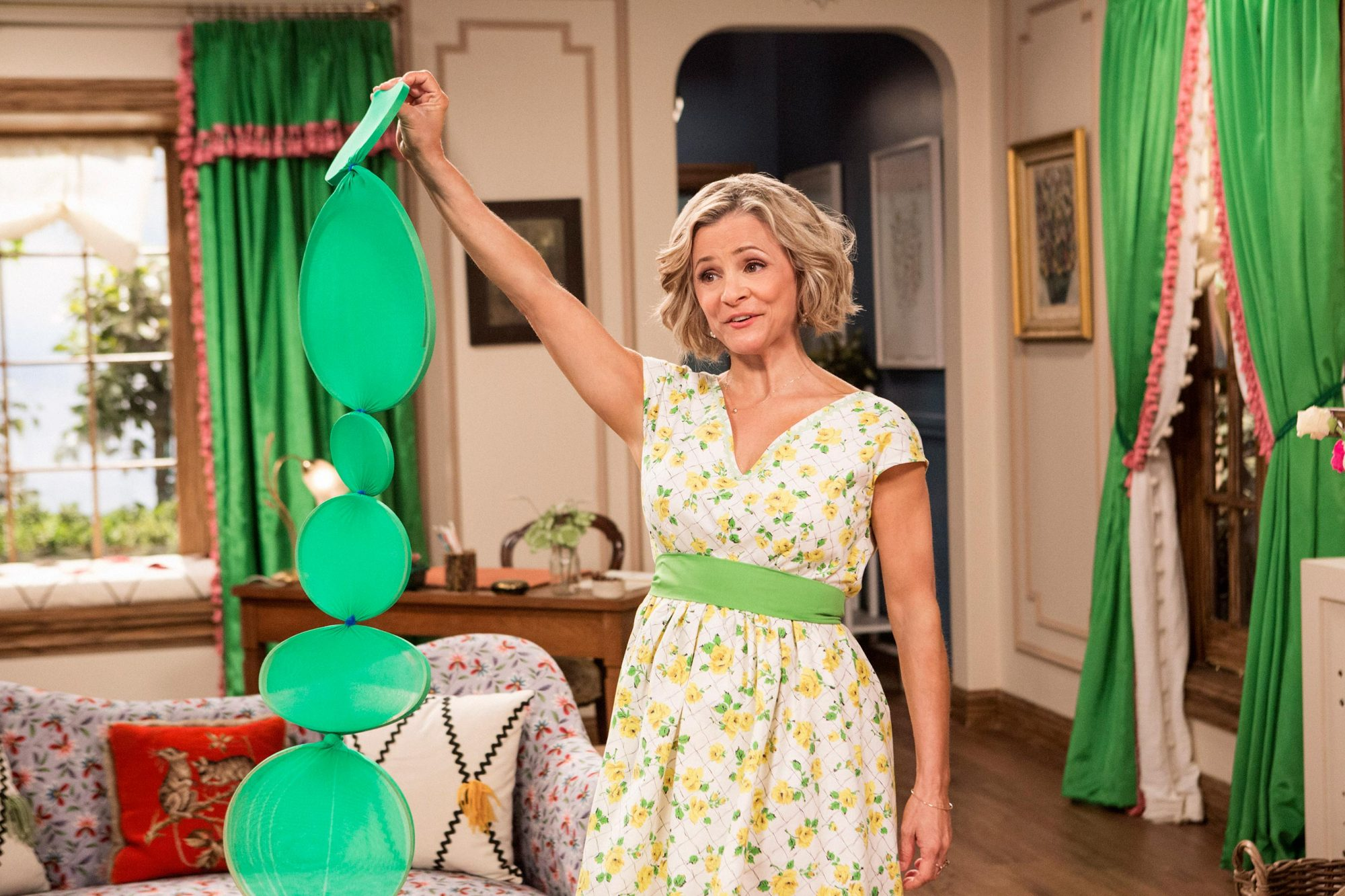At Home with Amy SedarisEpisode name tkPictured: Amy Sedaris