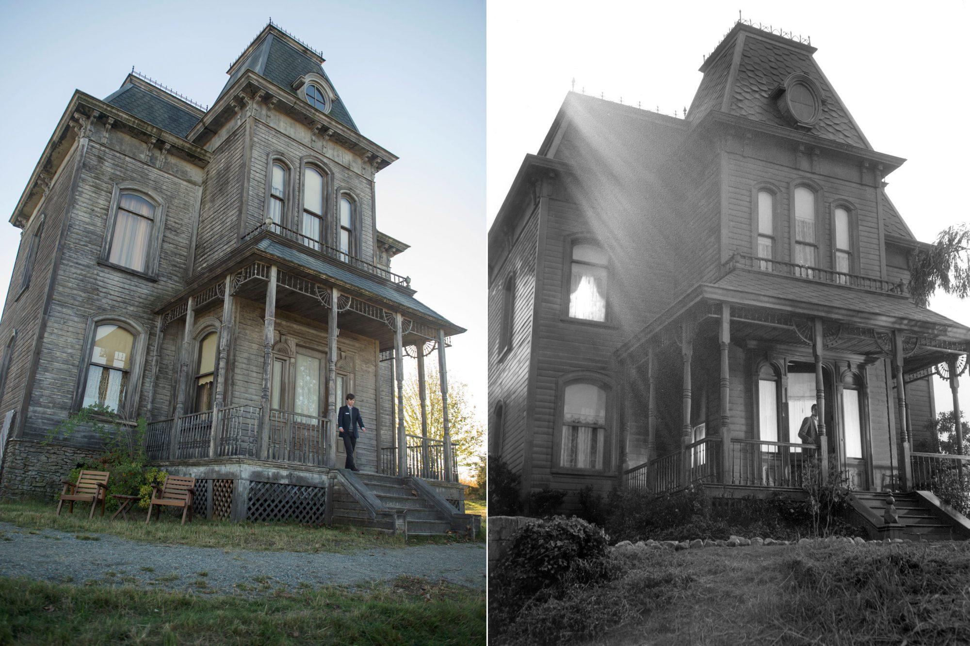 Bates Motel vs. Psycho