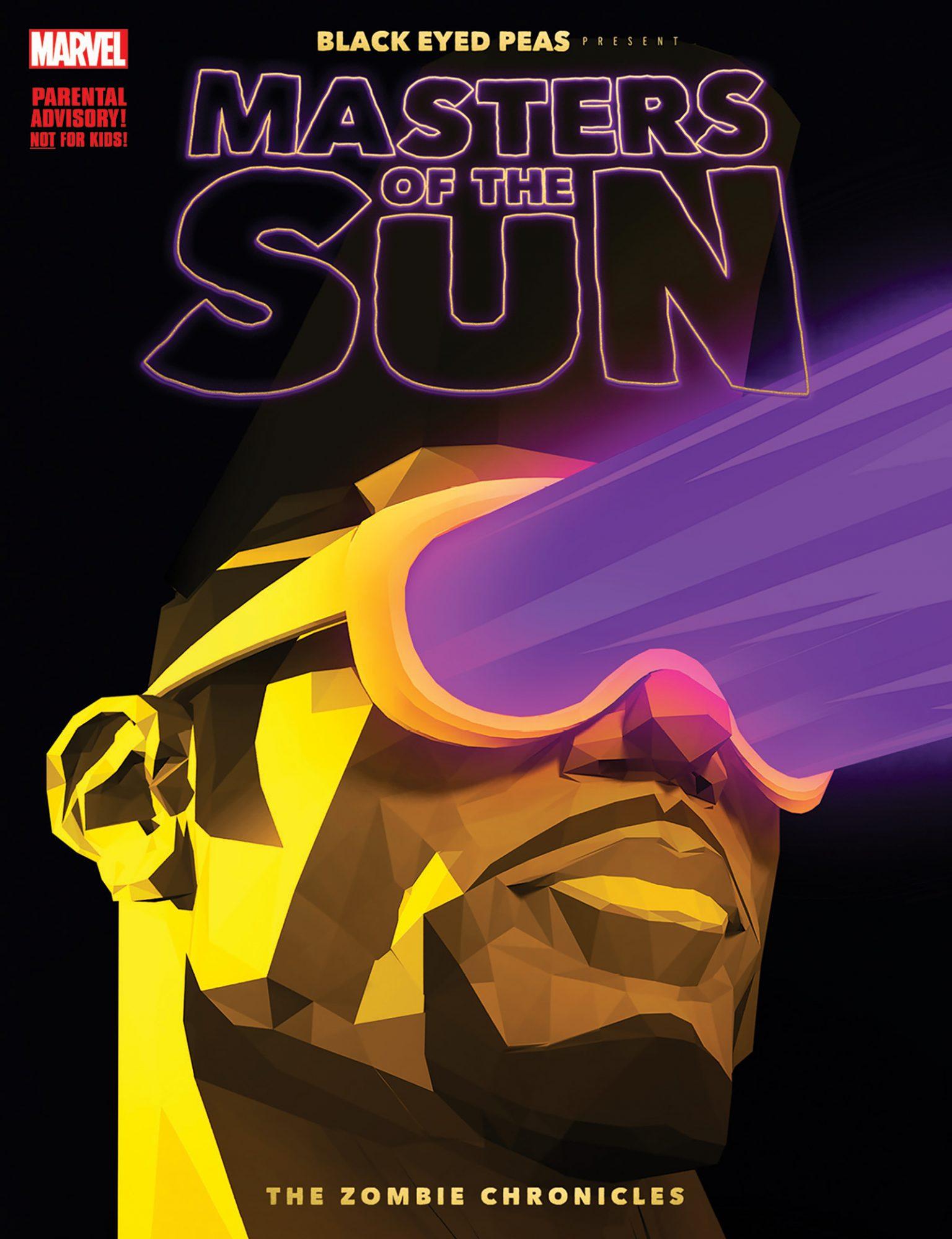 Black Eyed Peas Masters of the Sun