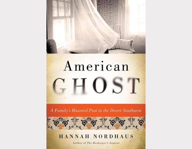 American Ghost, Hannah Nordhaus