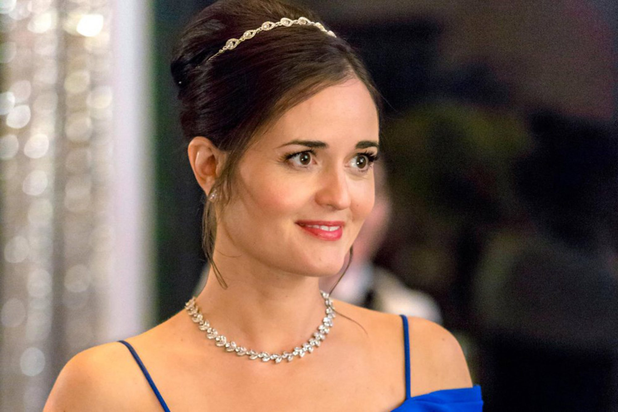 Coming Home for ChristmasDanica McKellar CR: Ryan Plummer/Hallmark