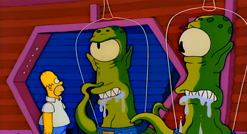 Citizen Kang Treehouse of Horror VII  (1996)Selected by: Ryan Koh