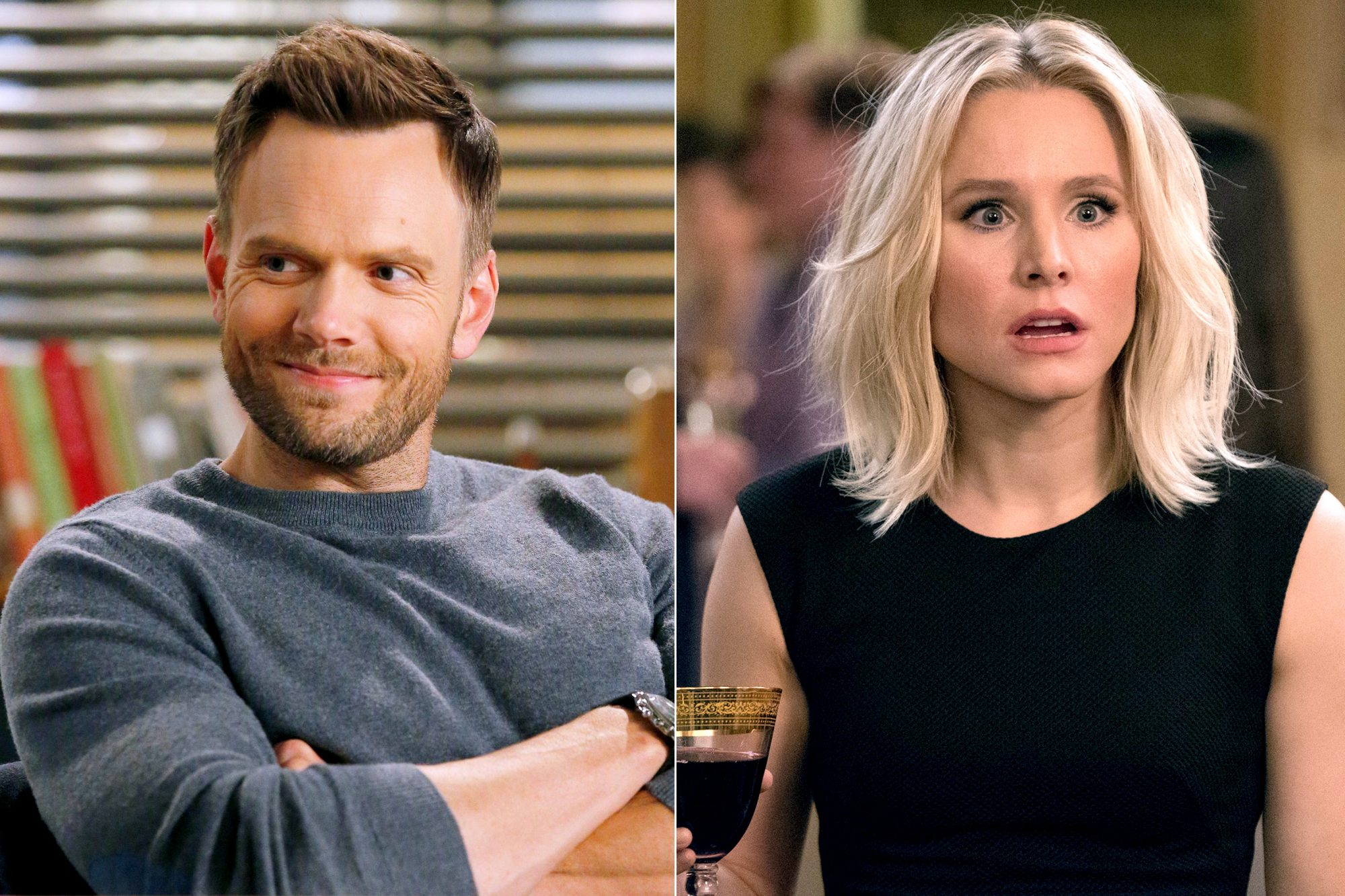Community / The Good Place