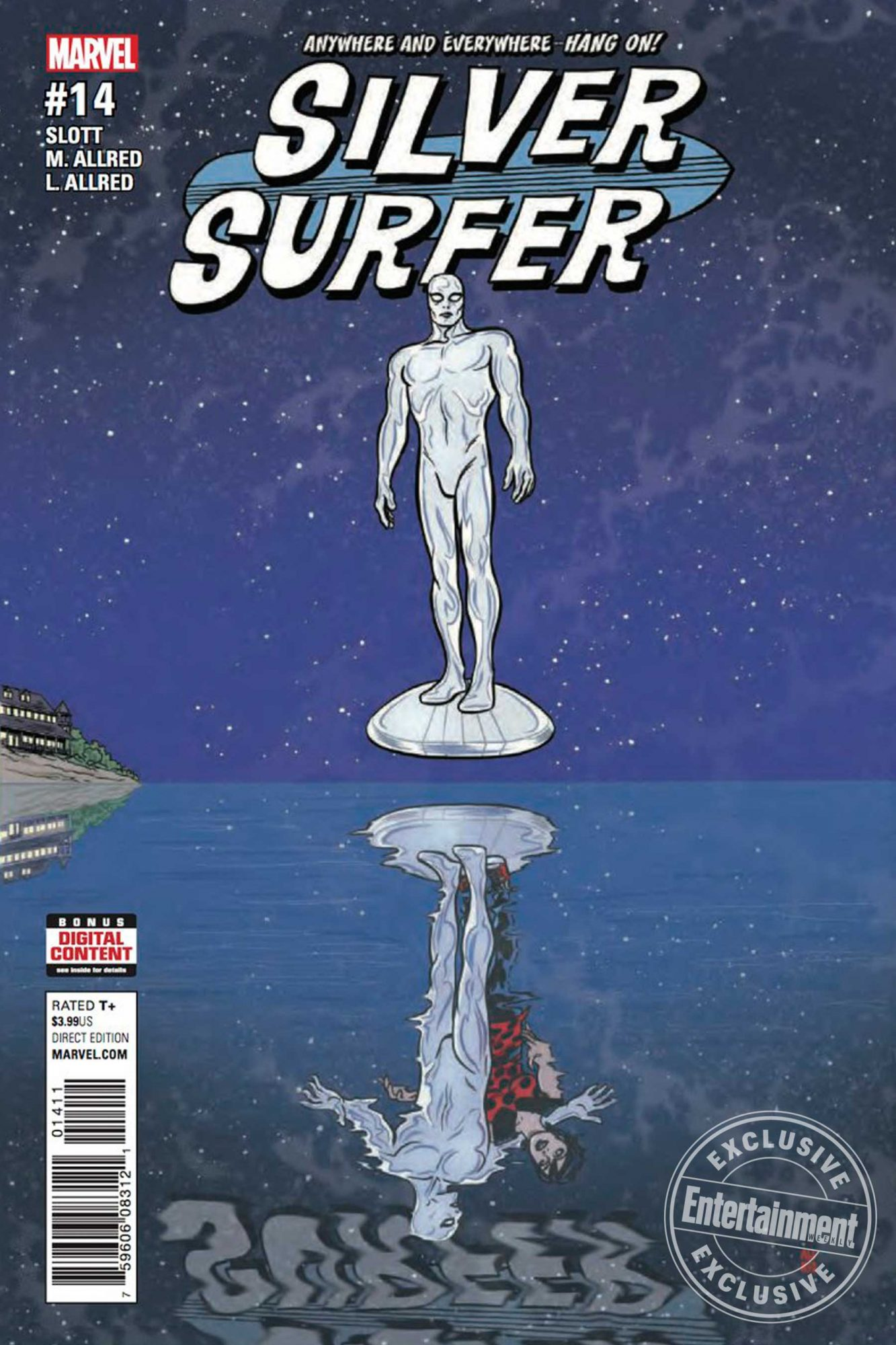 Best Finale: Silver Surfer (Marvel)