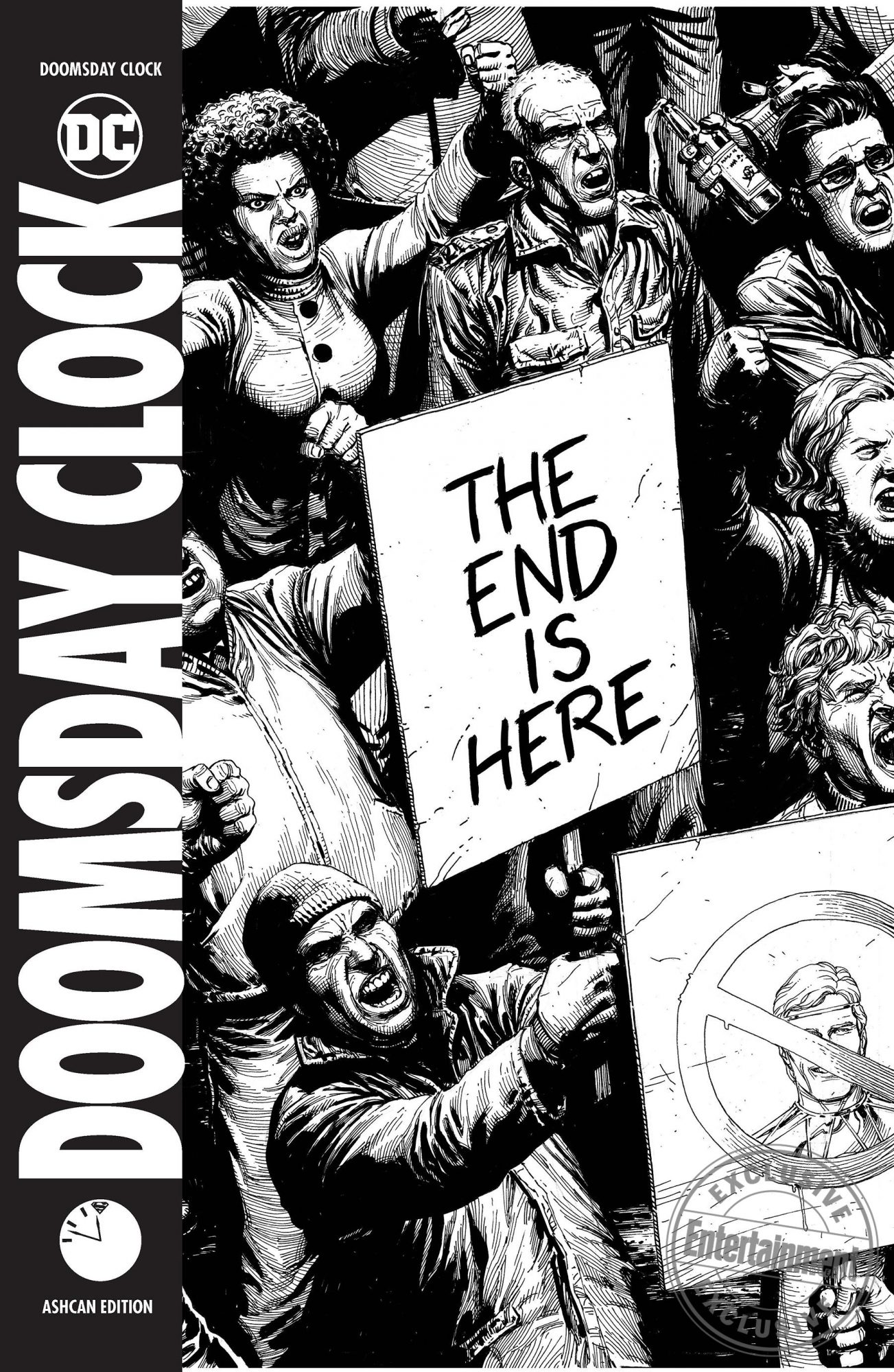 Doomsday Clock CR: DC Entertainment