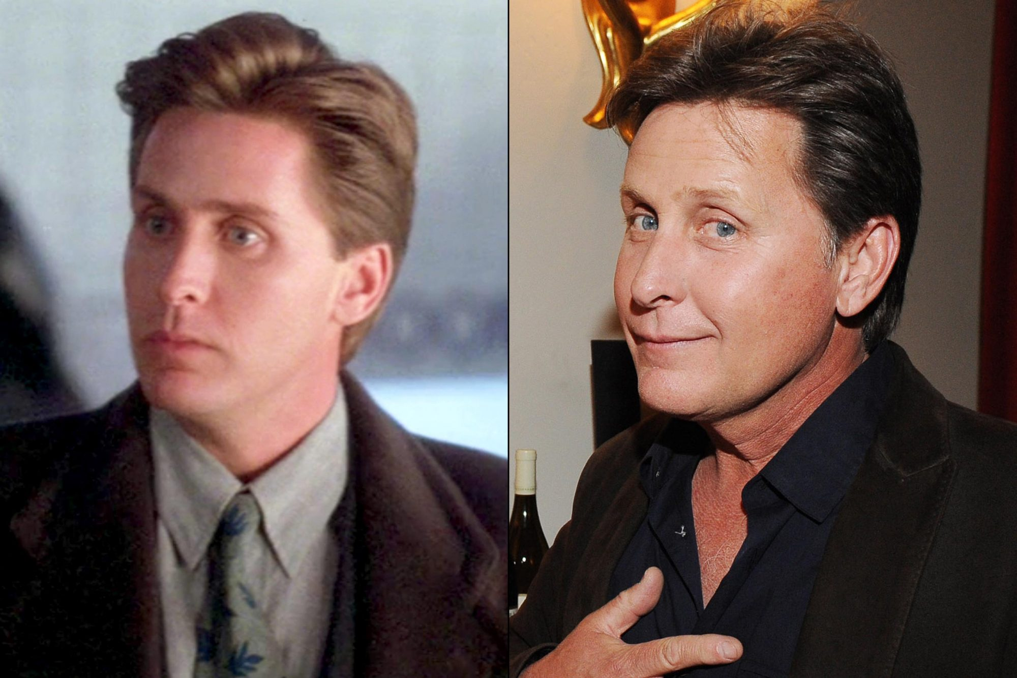 Emilio Estevez (Gordon Bombay)