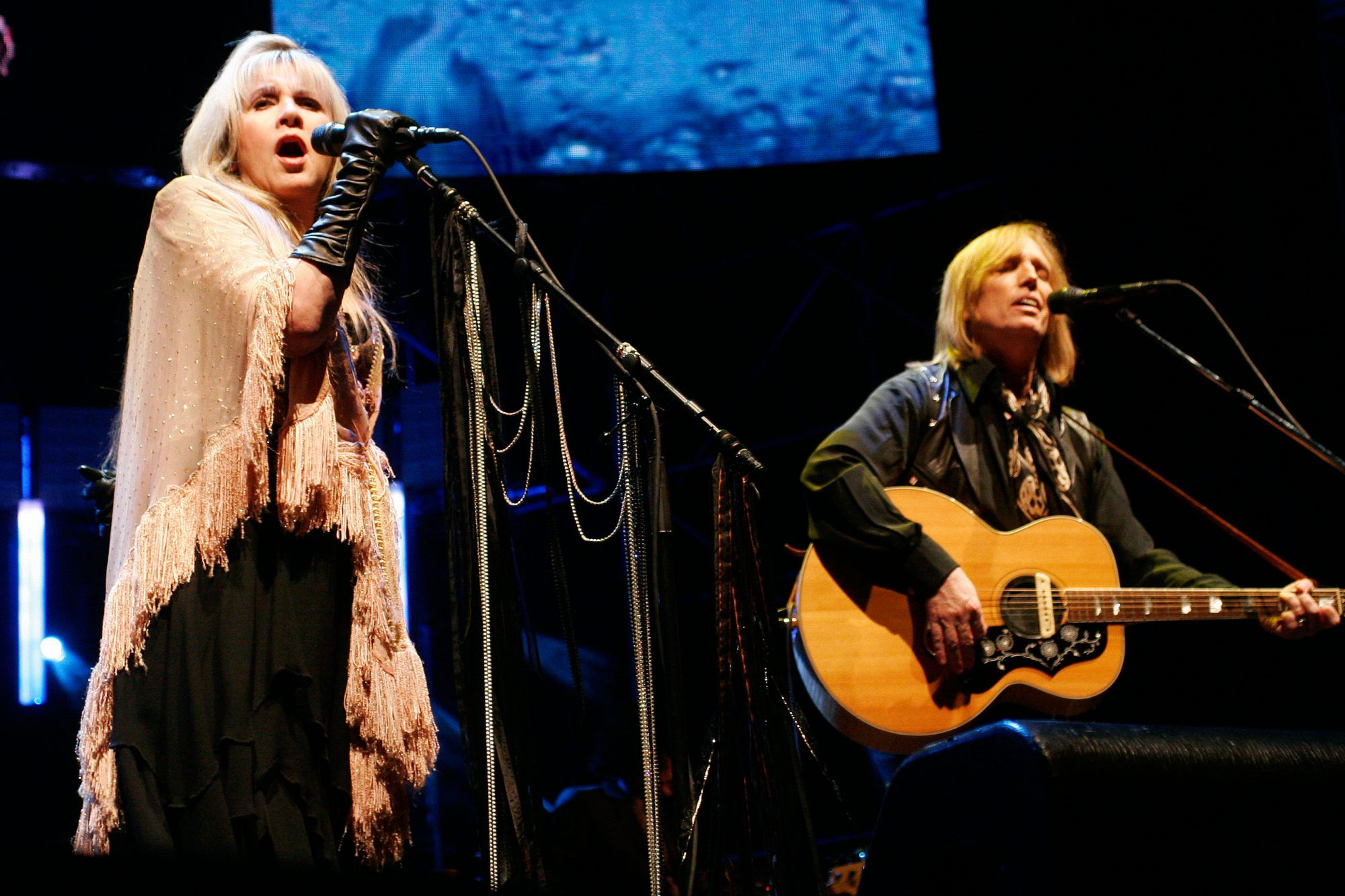 Tom Petty and The Heartbreakers Perform at The Greek Theater October 27, 2006