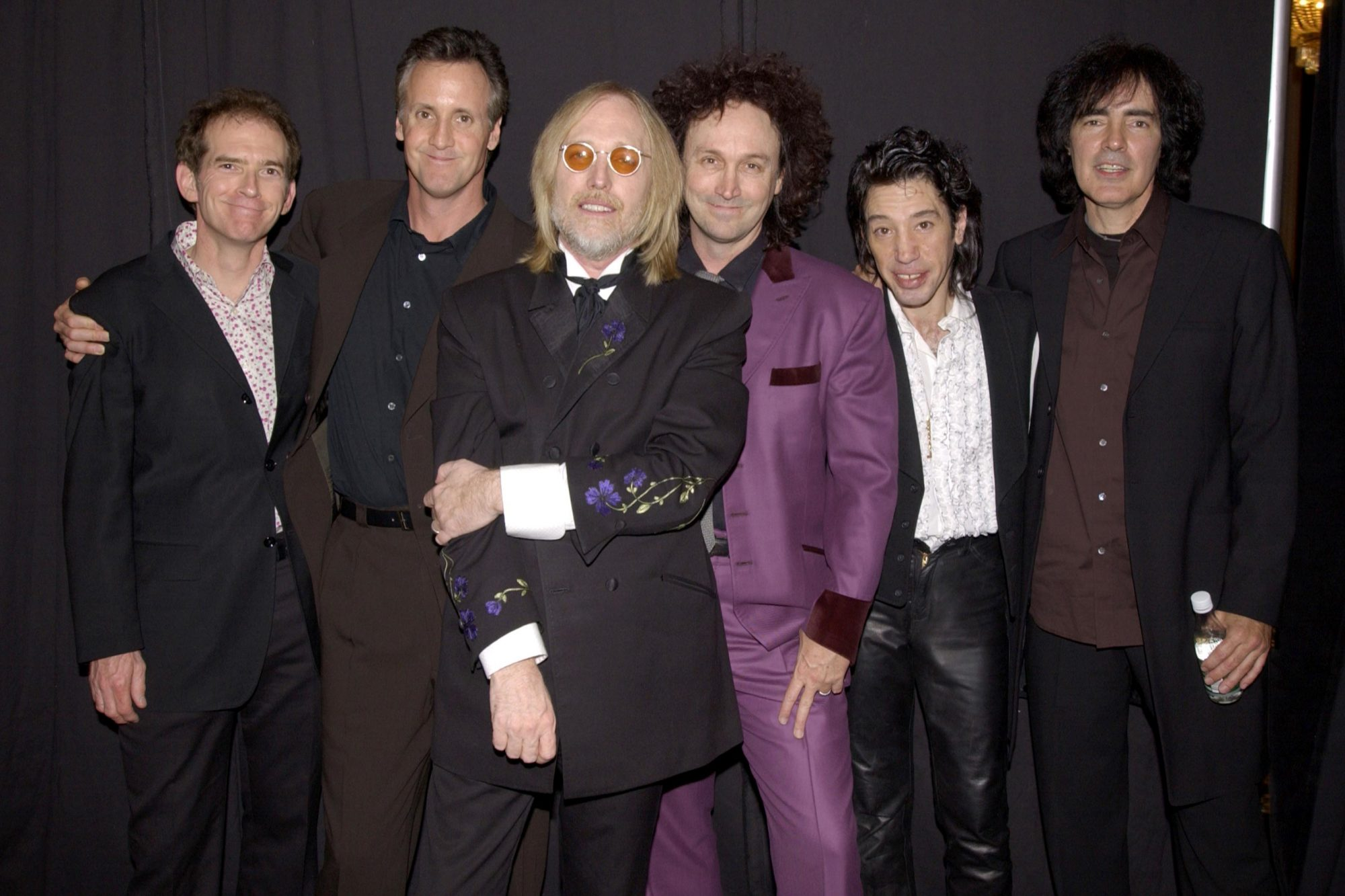 17th Annual Rock and Roll Hall of Fame Induction Ceremony - Backstage in Press Room