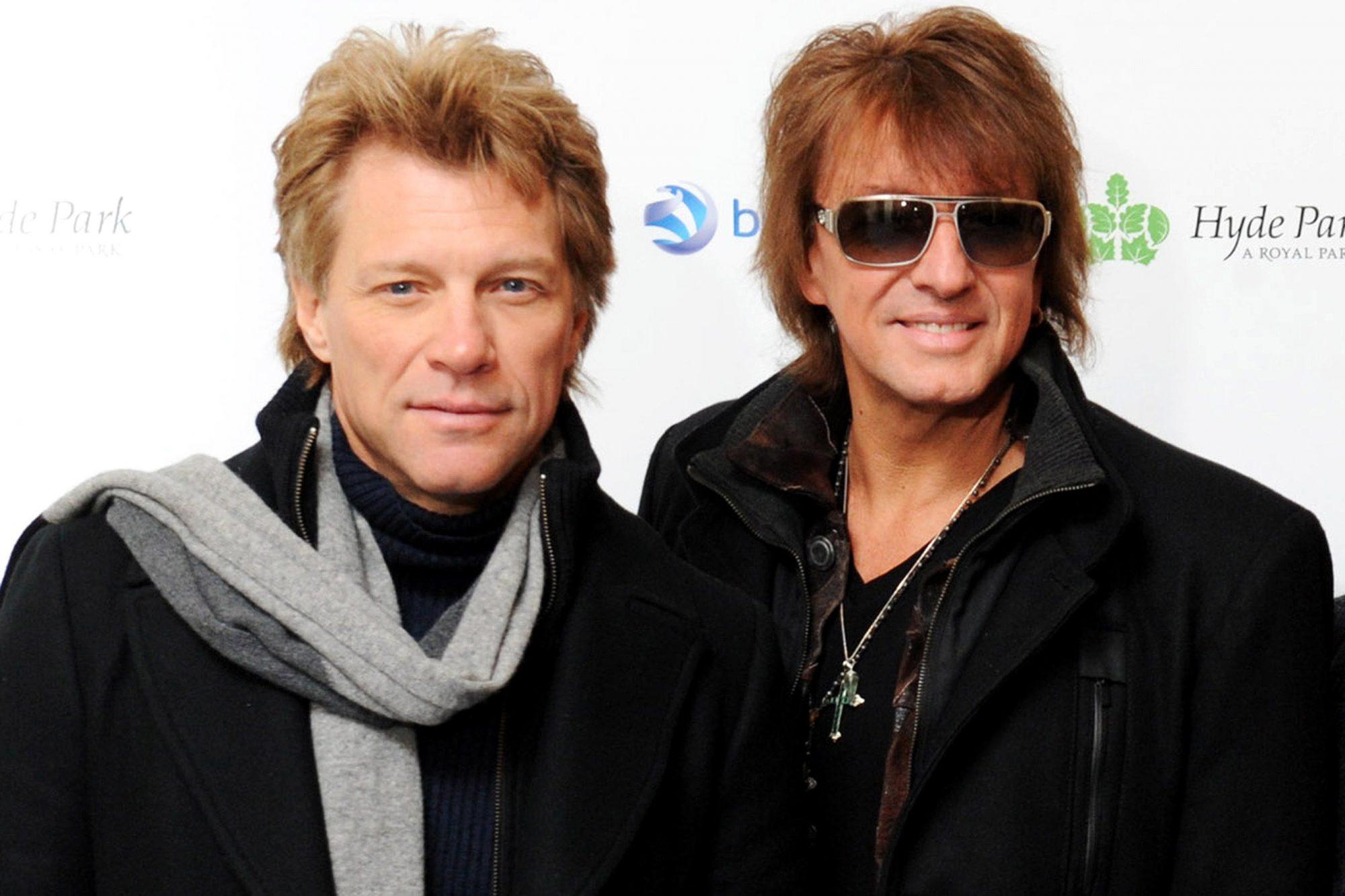 Bon Jovi - Press Conference