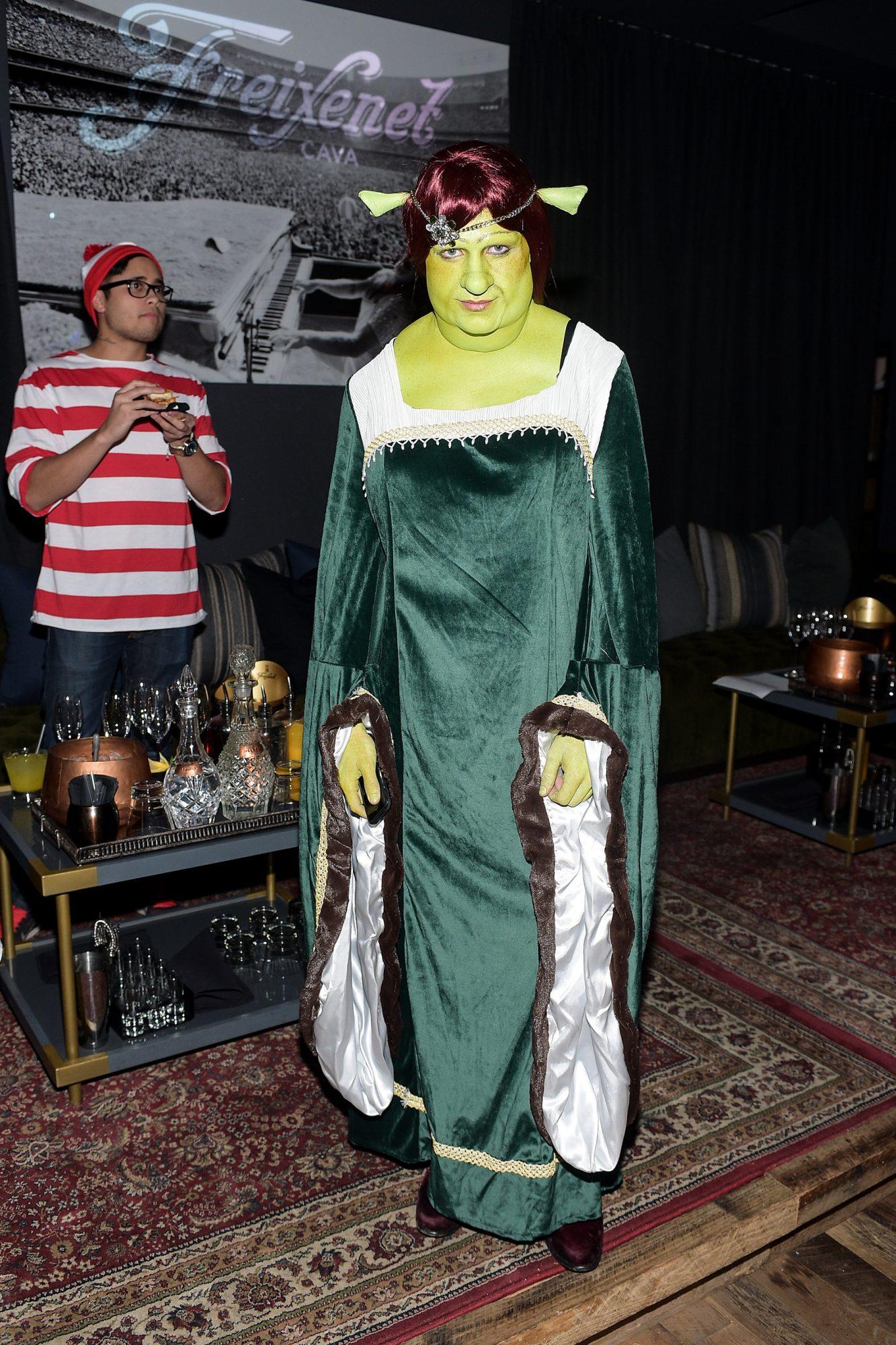 Matthew Morrison's 5th Annual Halloween Party Presented By Freixenet & Podwall Entertainment