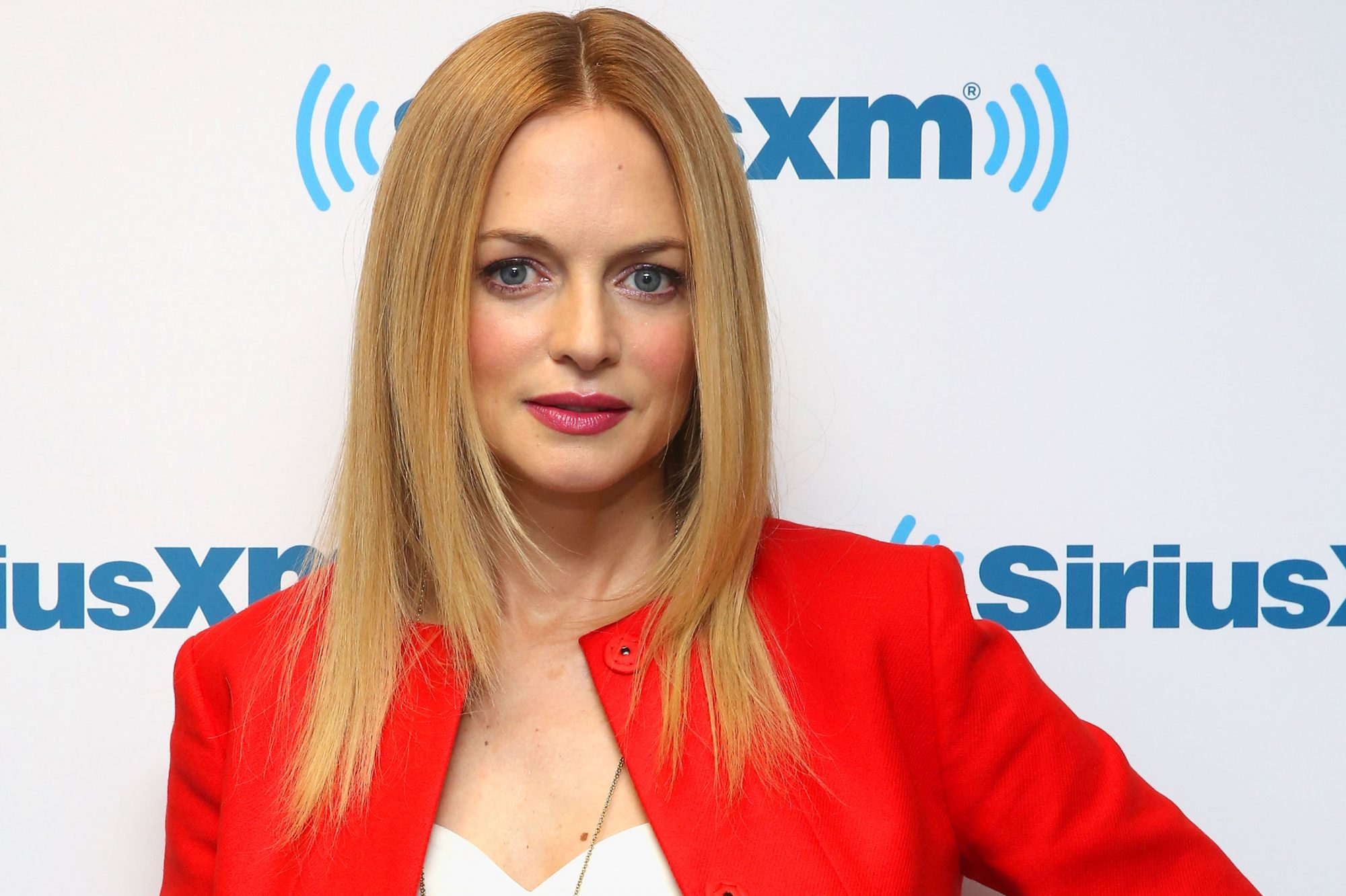Celebrities Visit SiriusXM Studios - April 3, 2015