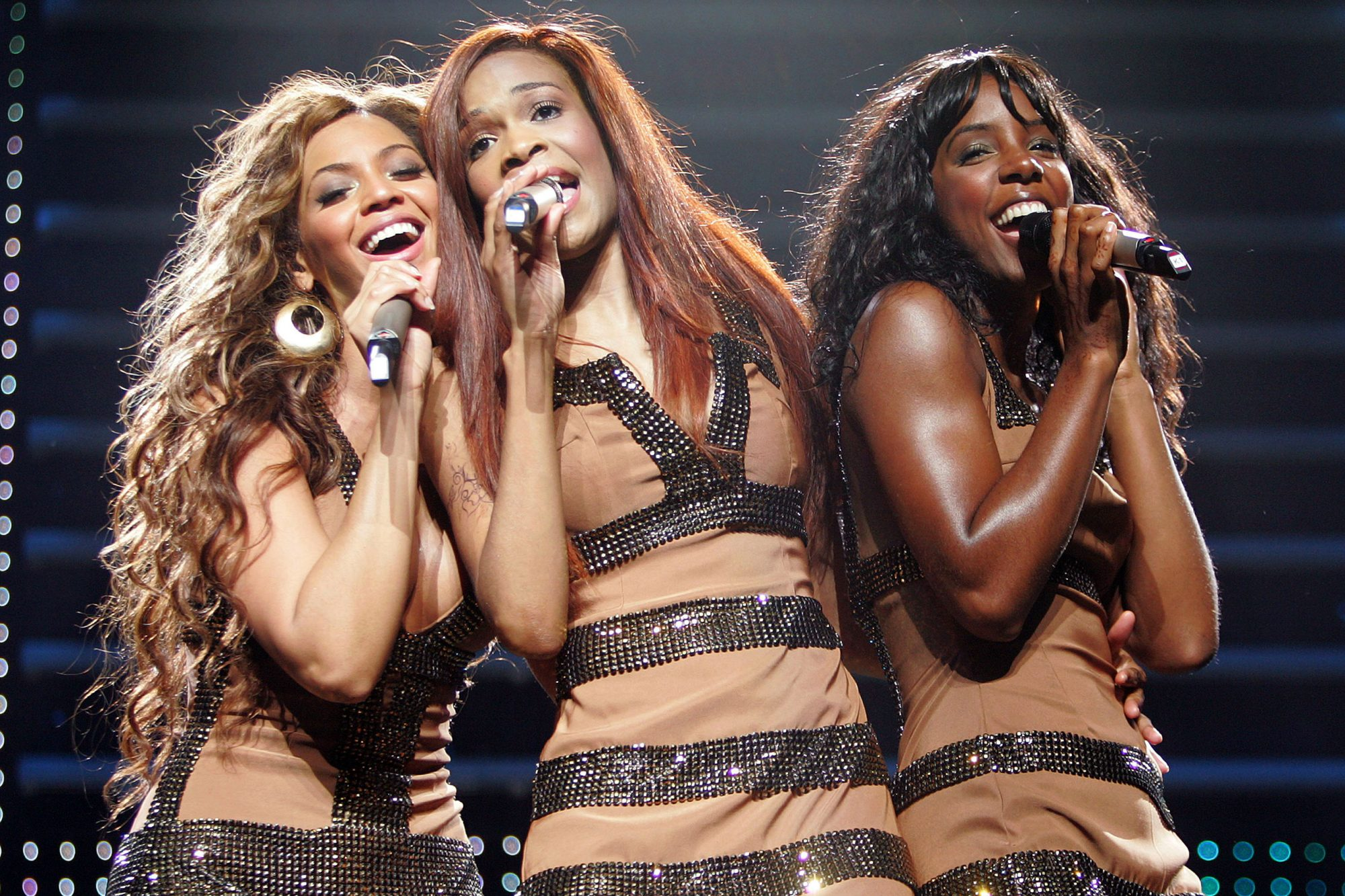 "Destiny's Child ""Destiny Fulfilled . . . and Lovin It"" Tour In Oslo"