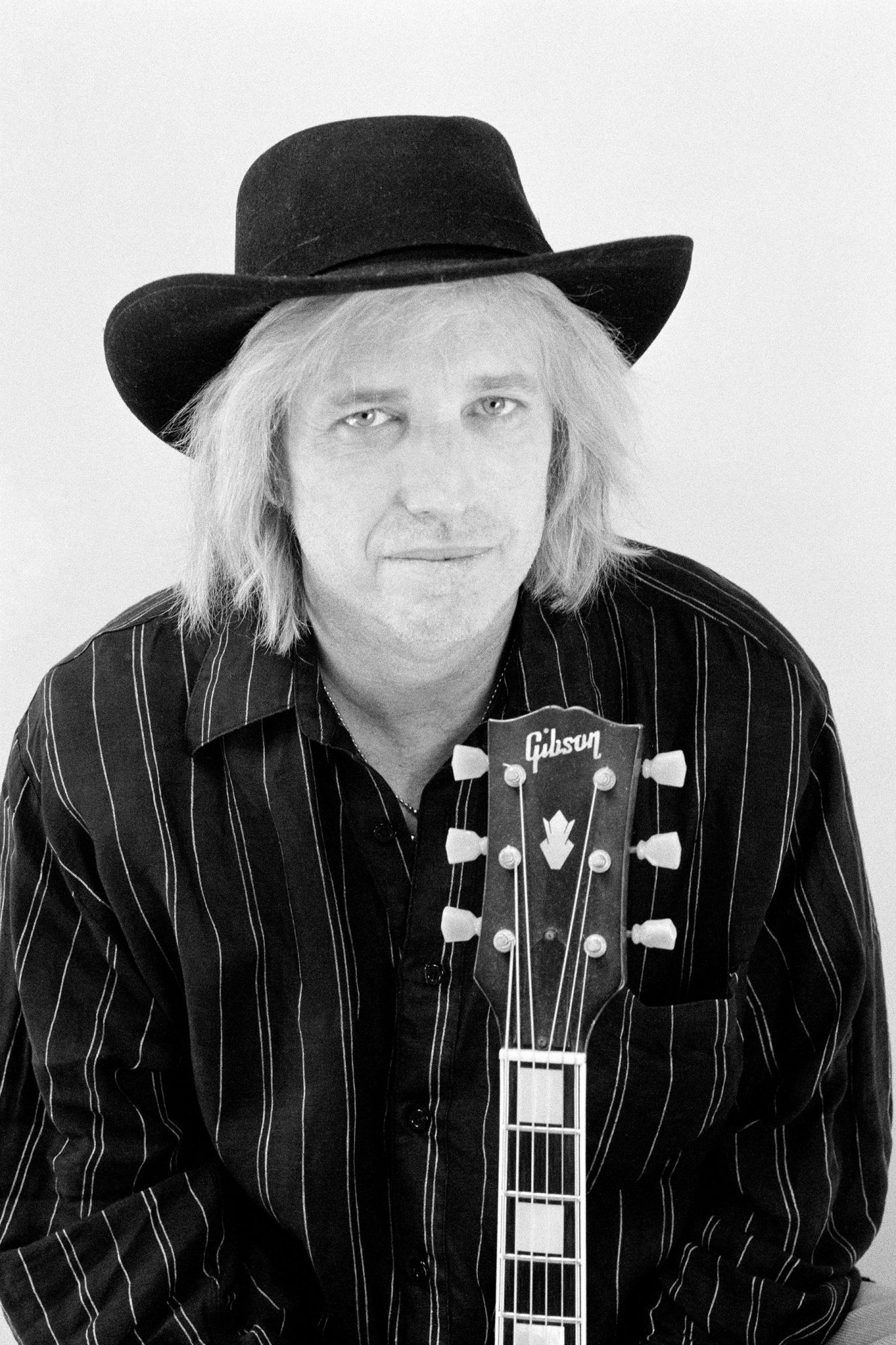 Tom Petty of Tom Petty and the Heartbreakers
