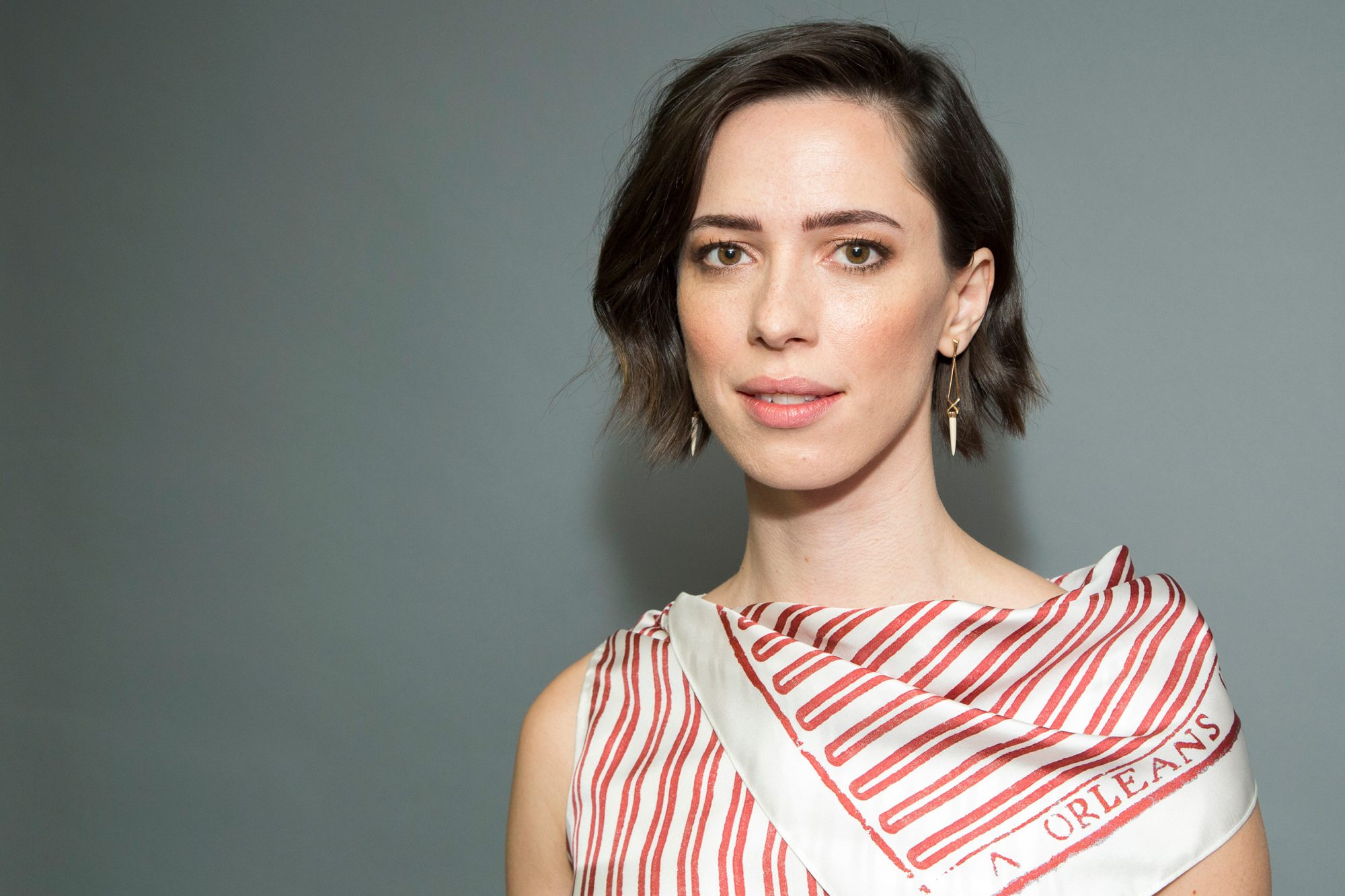 SAG-AFTRA Foundation's Career Retrospective With Rebecca Hall