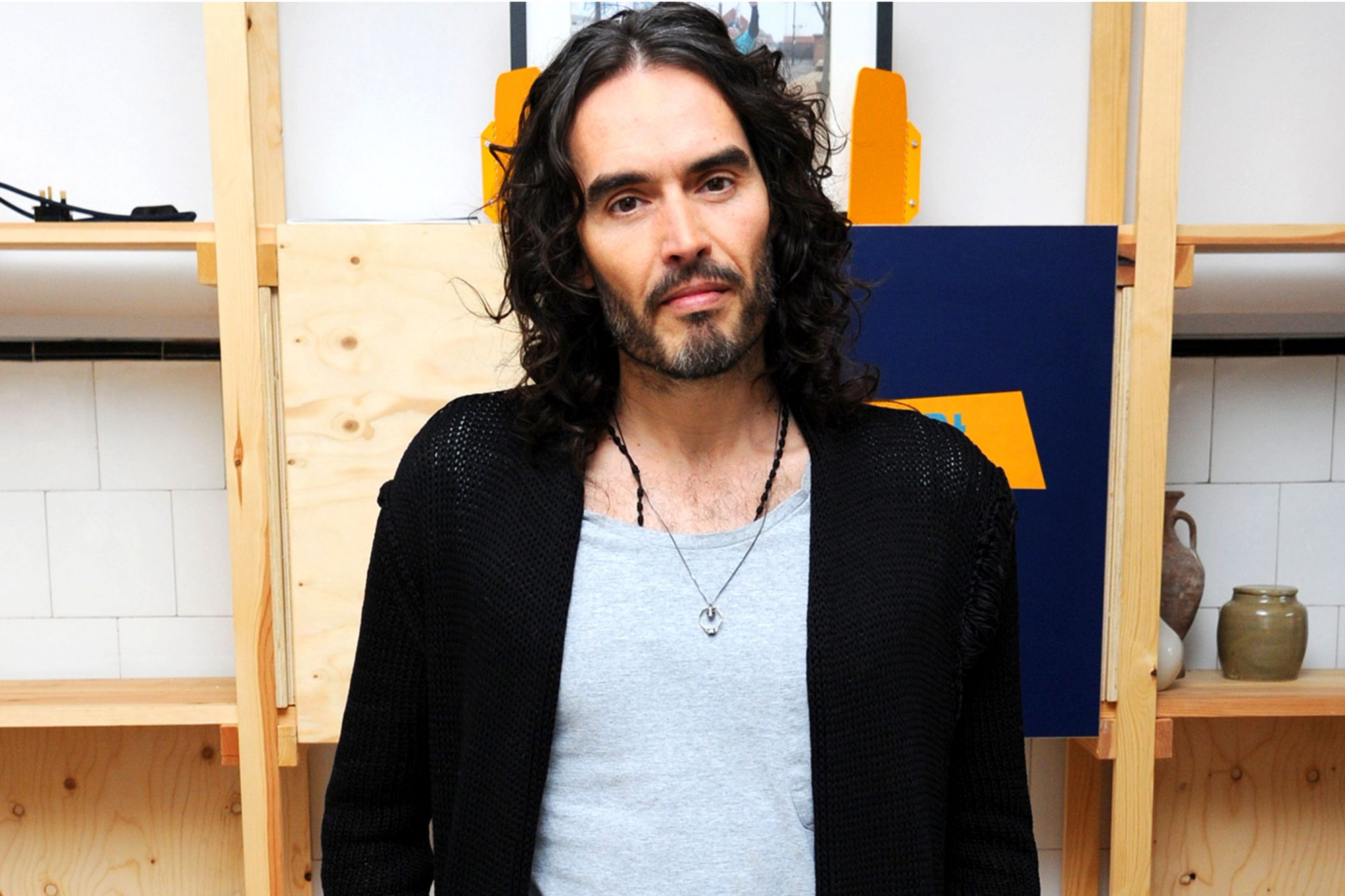Russell Brand Launches RAPt's New Service For Addicts And Ex-Offenders