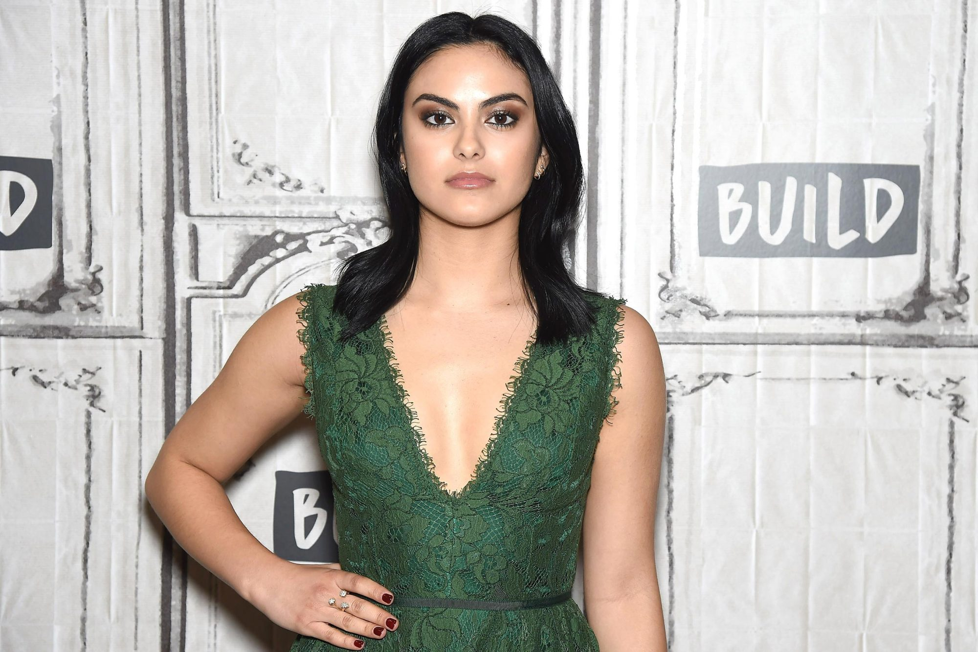 "Build Series Presents Lili Reinhart and Camila Mendes Discussing ""Riverdale"""