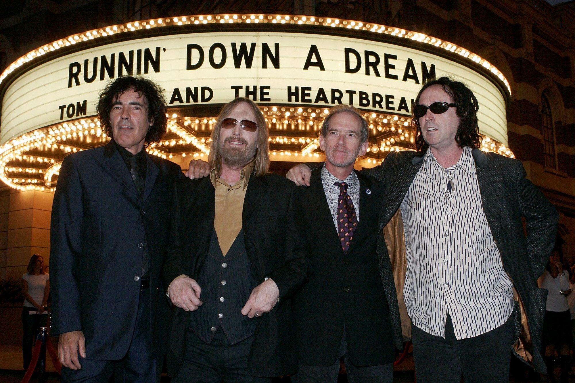 "World Premiere Of ""Runnin' Down A Dream"""