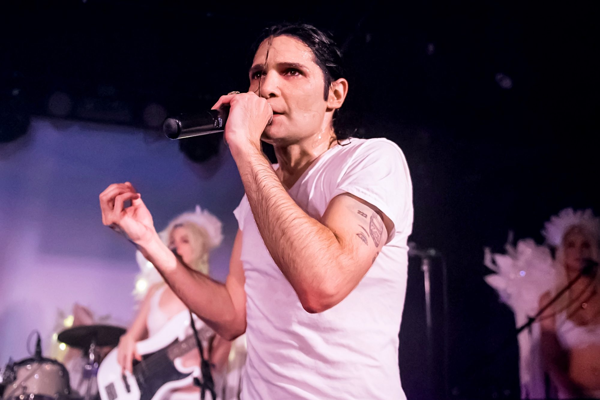 Corey Feldman And The Angels In Concert - Philadelphia, Pennsylvania