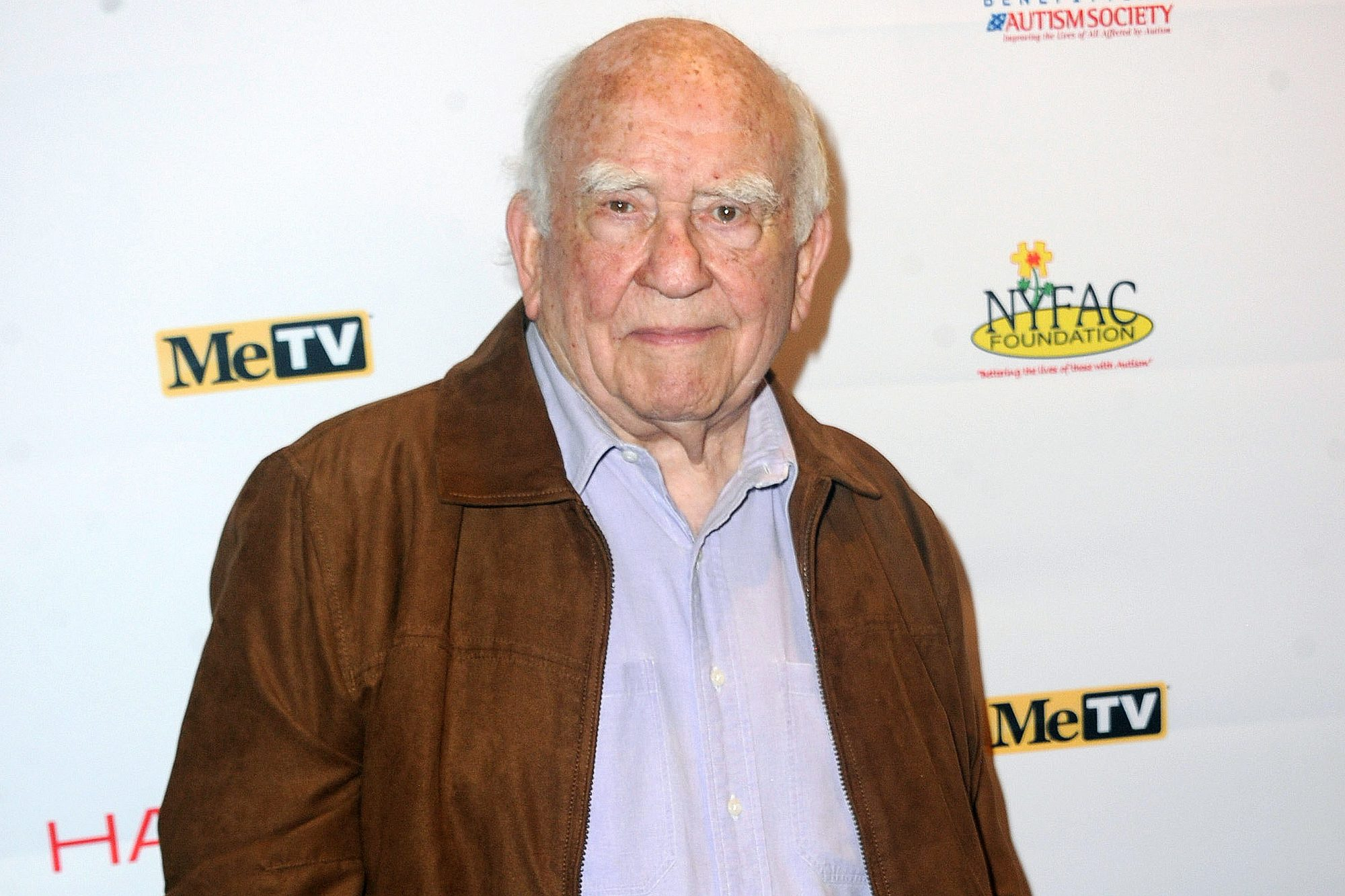 Ed Asner And Friends Poker Tournament Benefiting Autism Society