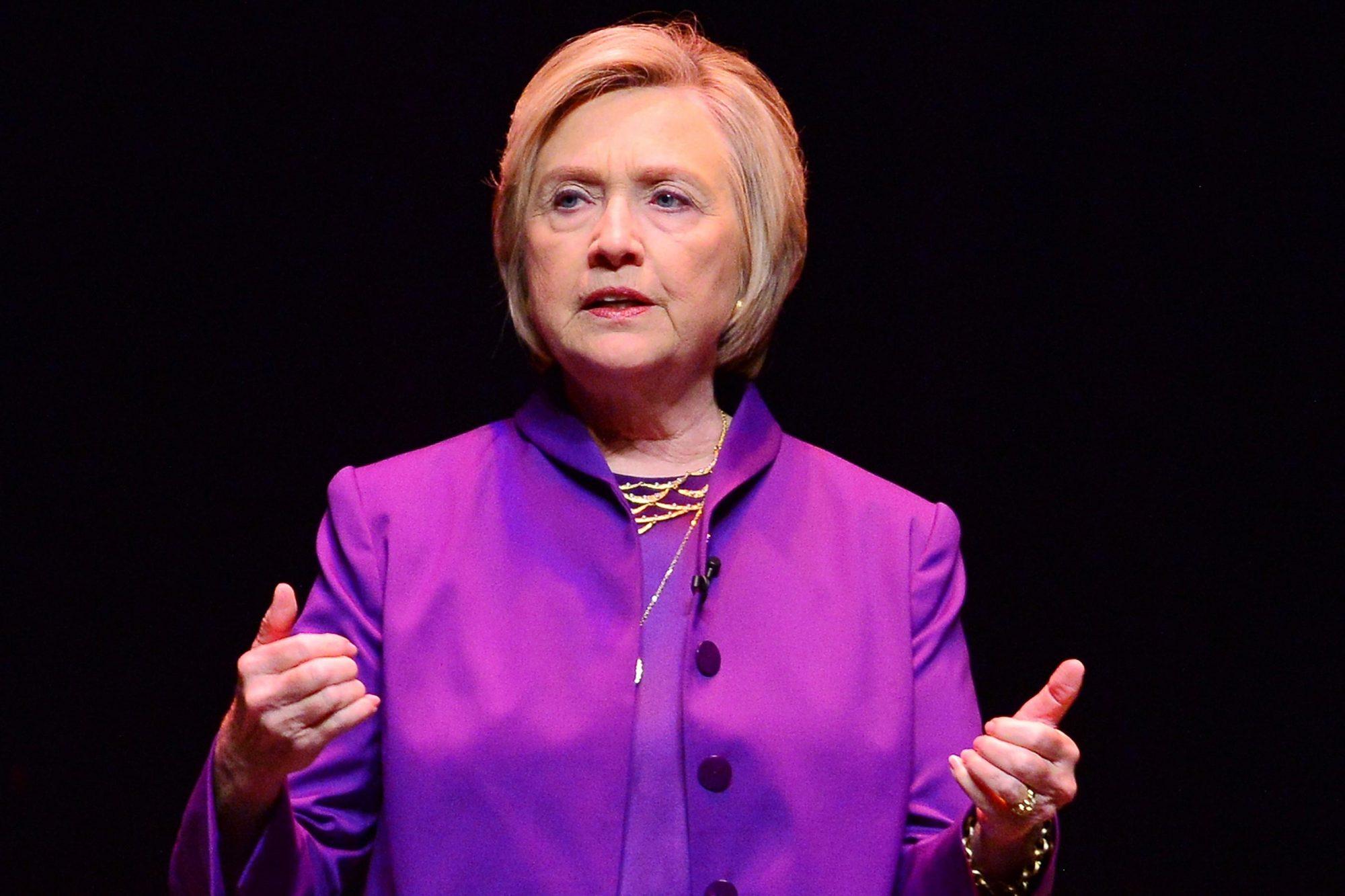 Hillary Clinton: Live