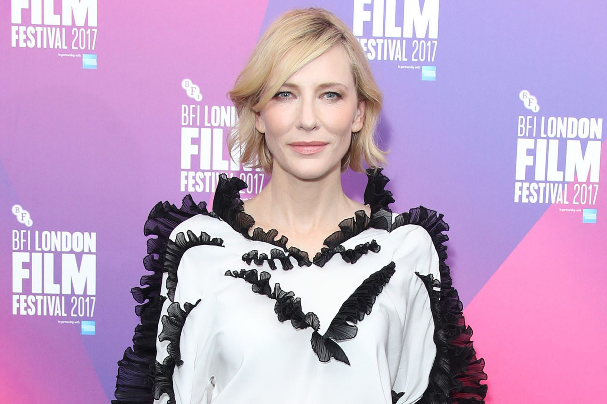 LFF Connects: Julian Rosefeldt & Cate Blanchett - 61st BFI London Film Festival