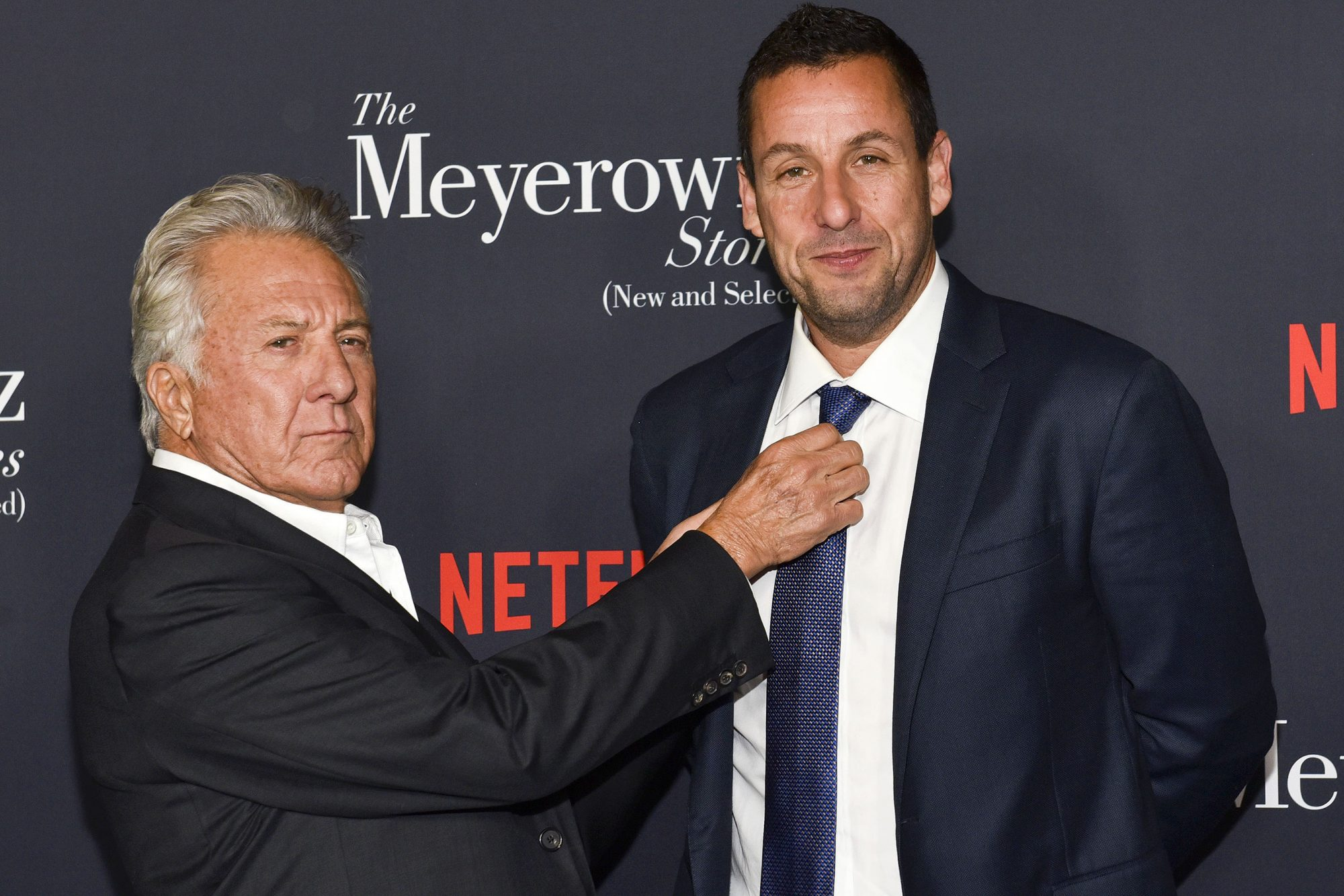 "Screening Of Netflix's ""The Meyerowitz Stories (New And Selected)"" - Red Carpet"