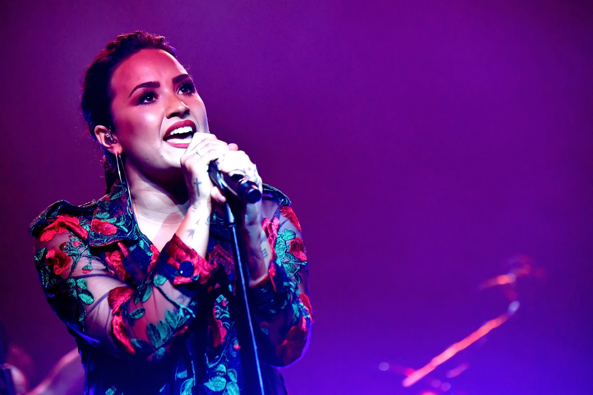 """Demi Lovato: Simply Complicated"" YouTube Premiere"