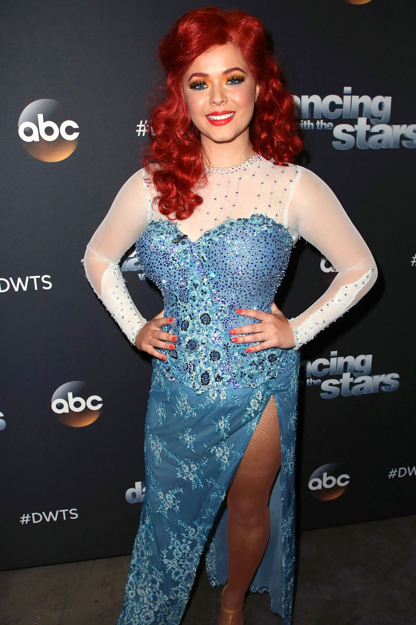 """""""Dancing With The Stars"""" Season 25 - October 16, 2017 - Arrivals"""