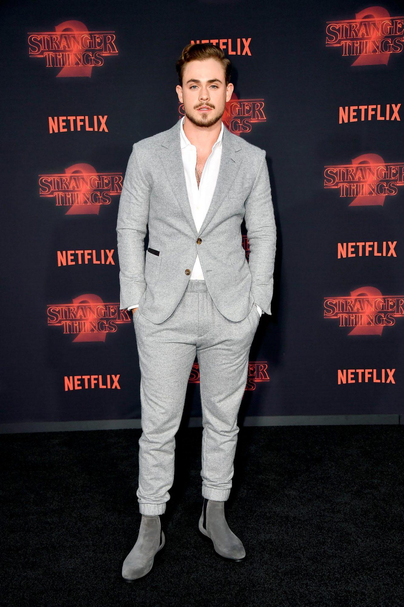 "Premiere Of Netflix's ""Stranger Things"" Season 2 - Arrivals"