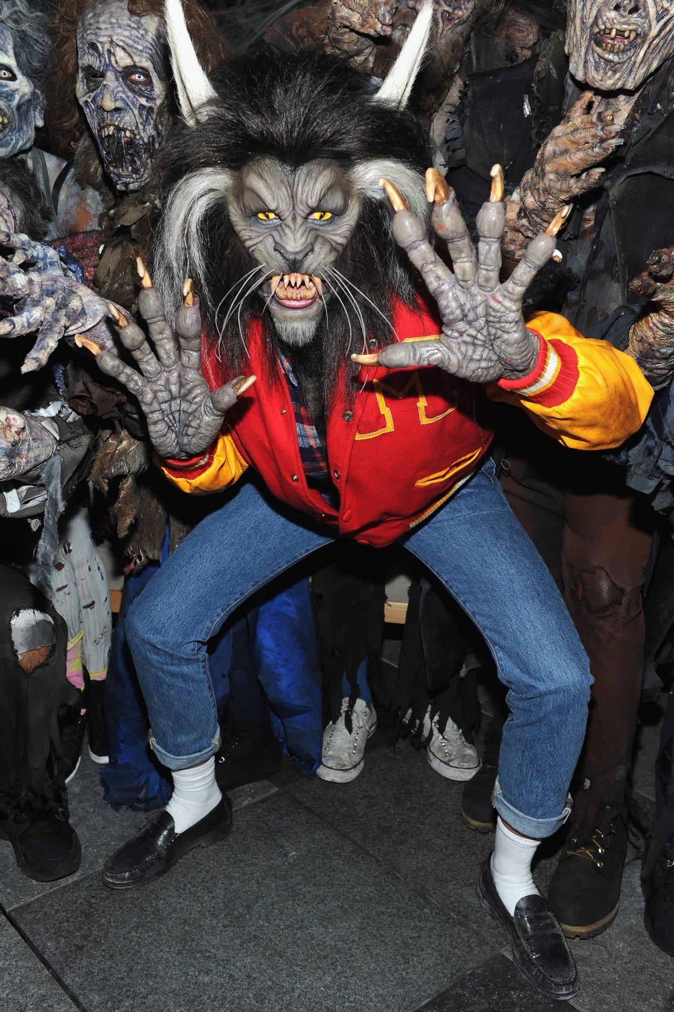 Heidi Klum's 18th Annual Halloween Party Sponsored By SVEDKA Vodka And Party City
