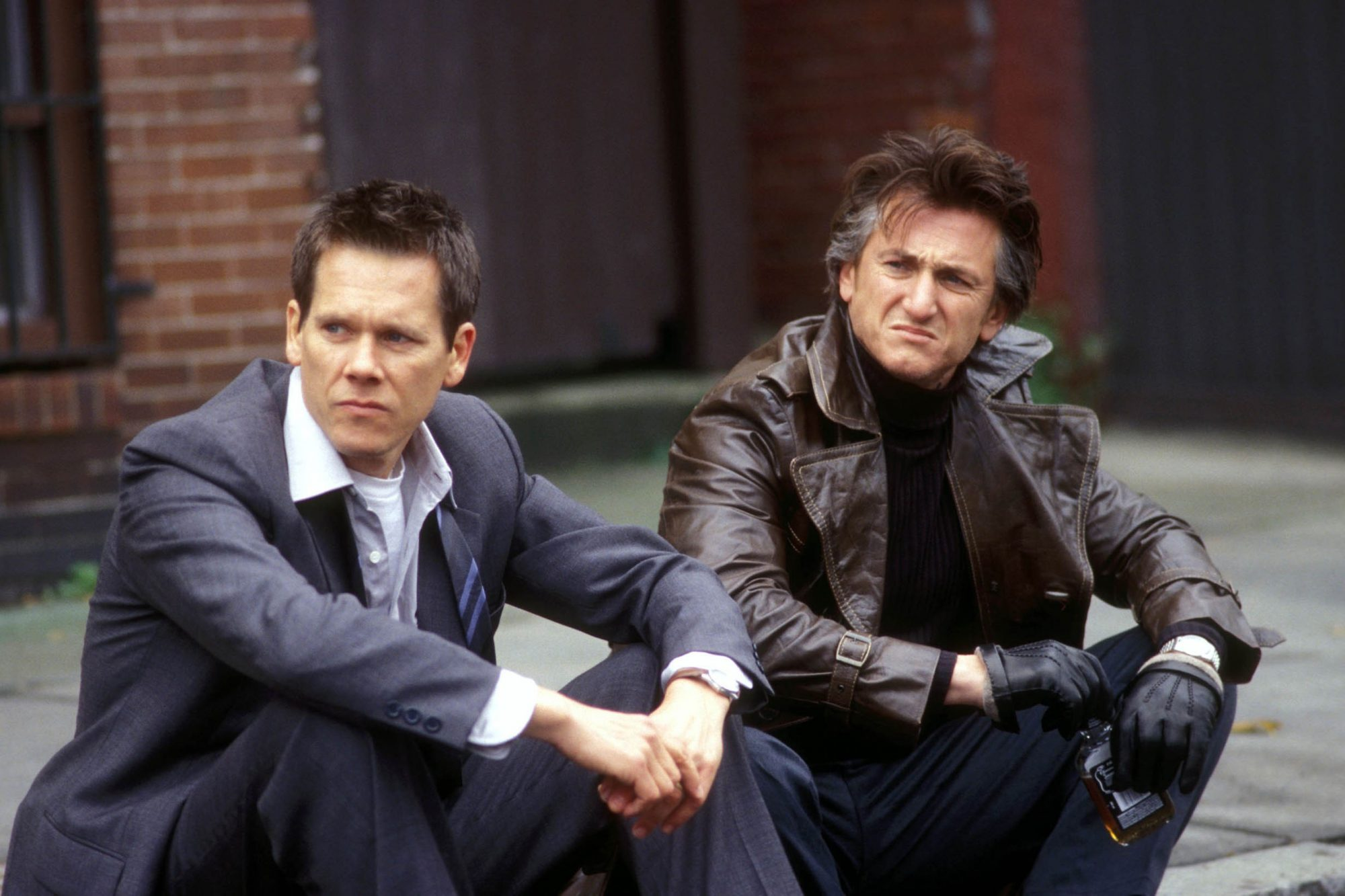 Quality: Original. Film Title: Mystic River. From left to ri