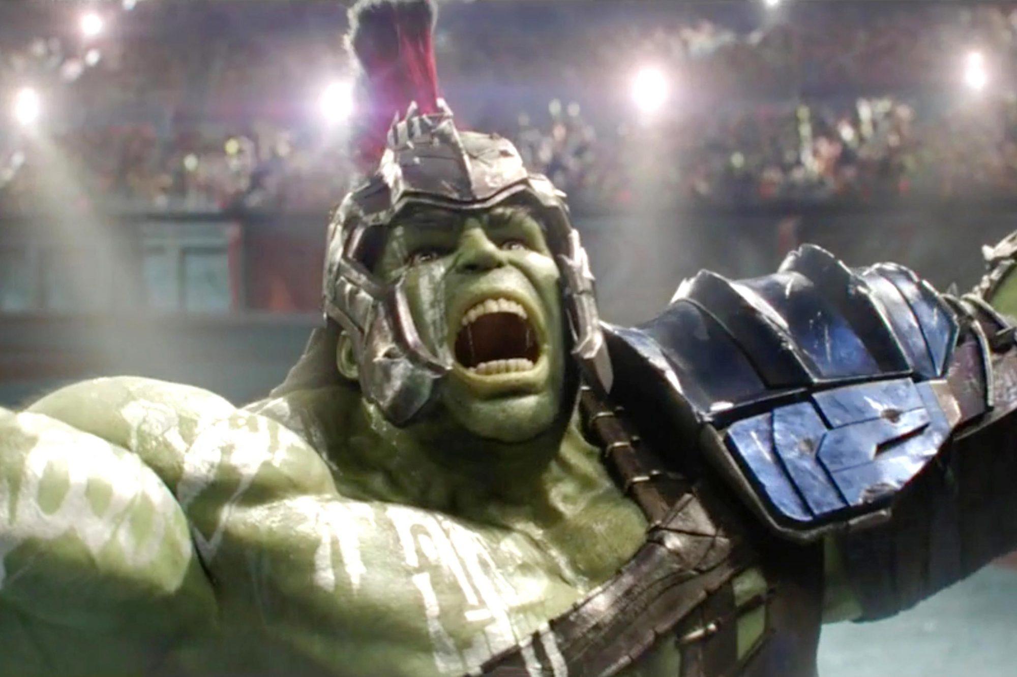 Thor clip from Ragnarok