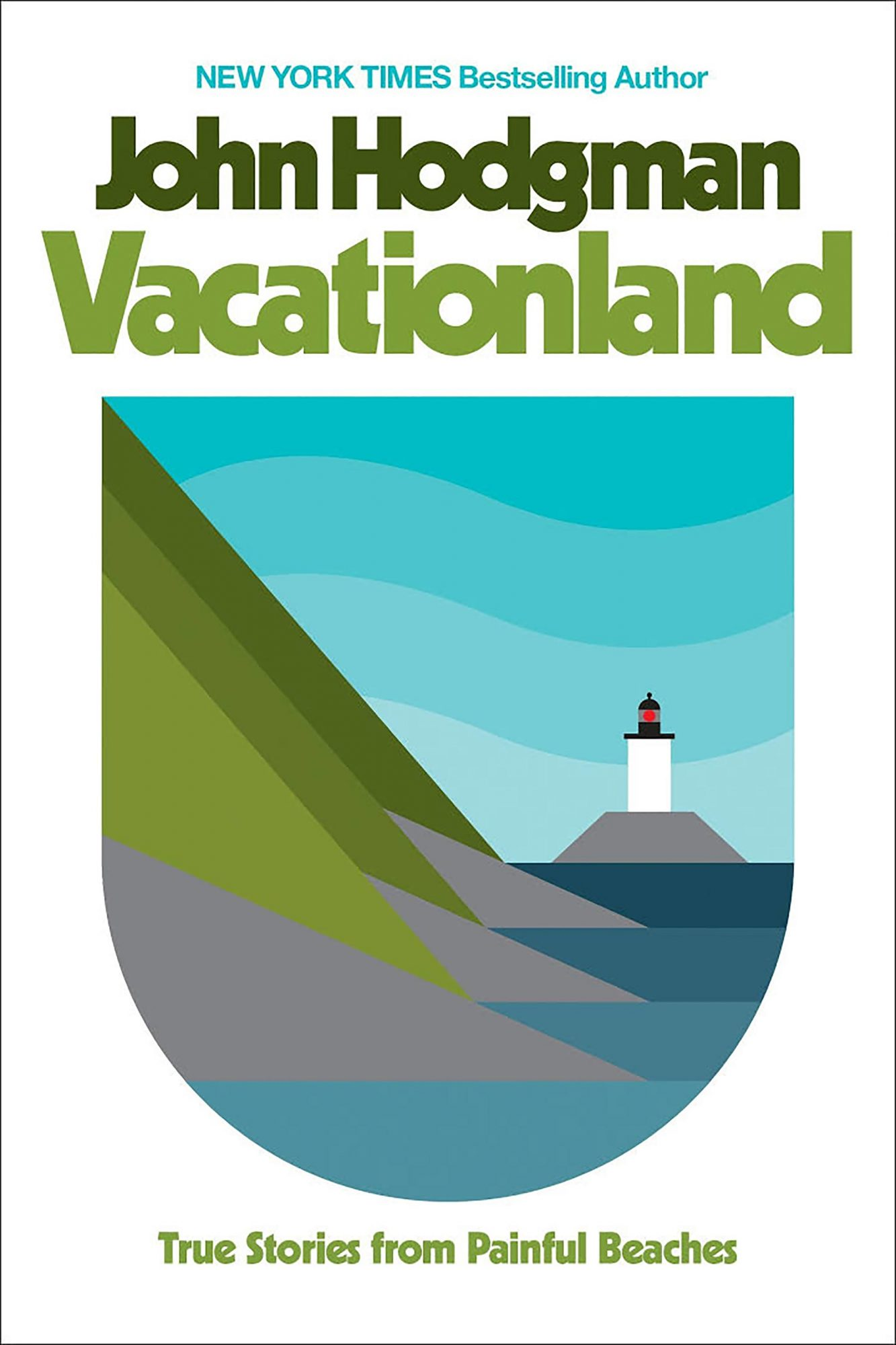 John Hodgman, Vacationland CR: Penguin