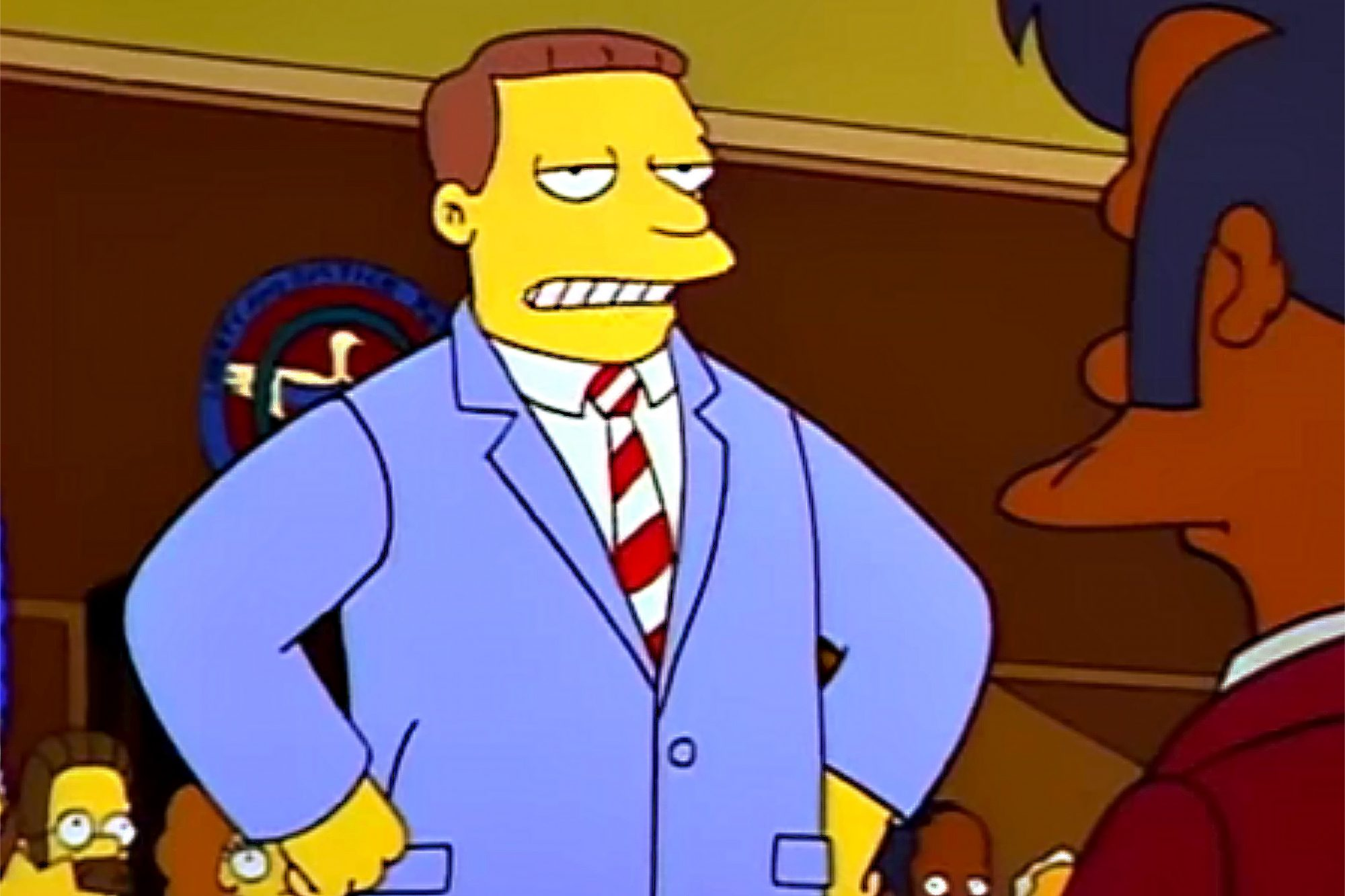 Lionel Hutz - The Simpsons