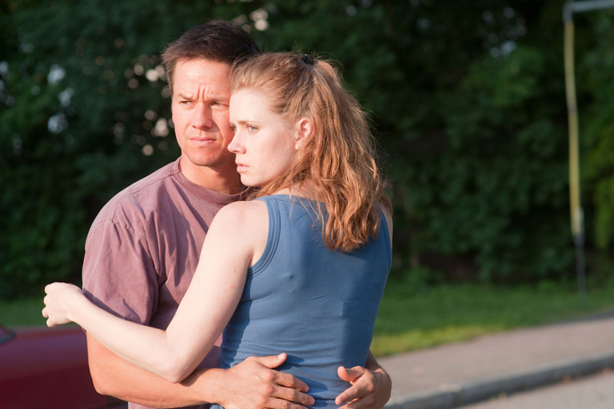 THE FIGHTER, l-r: Mark Wahlberg, Amy Adams, 2010, ph: Jojo Whilden/©Paramount Pictures/courtesy Ever