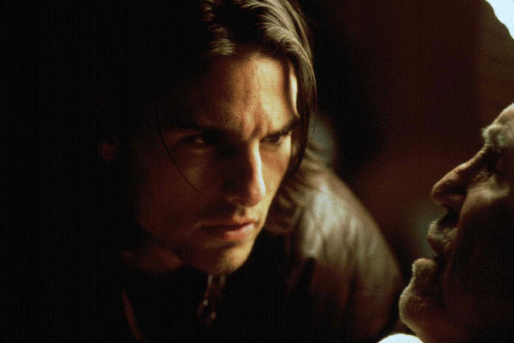 MAGNOLIA, Tom Cruise, Jason Robards Jr., 1999