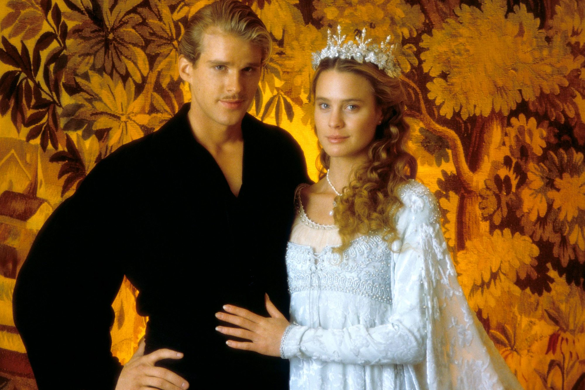 THE PRINCESS BRIDE, Cary Elwes, Robin Wright, 1987. TM and Copyright © 20th Century Fox Film Corp. A