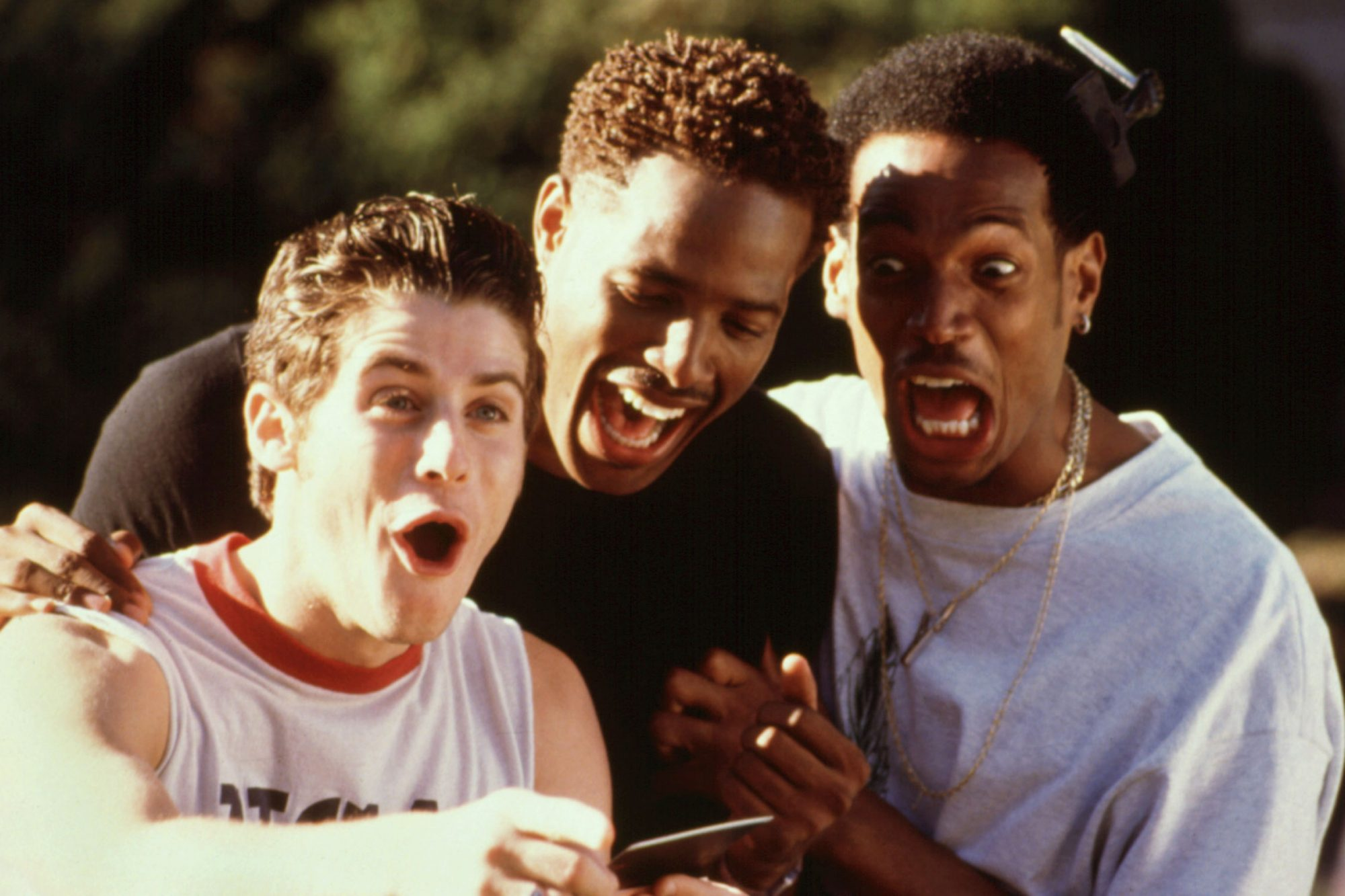SCARY MOVIE, Jon Abrahams, Shawn Wayans, Marlon Wayans, 2000